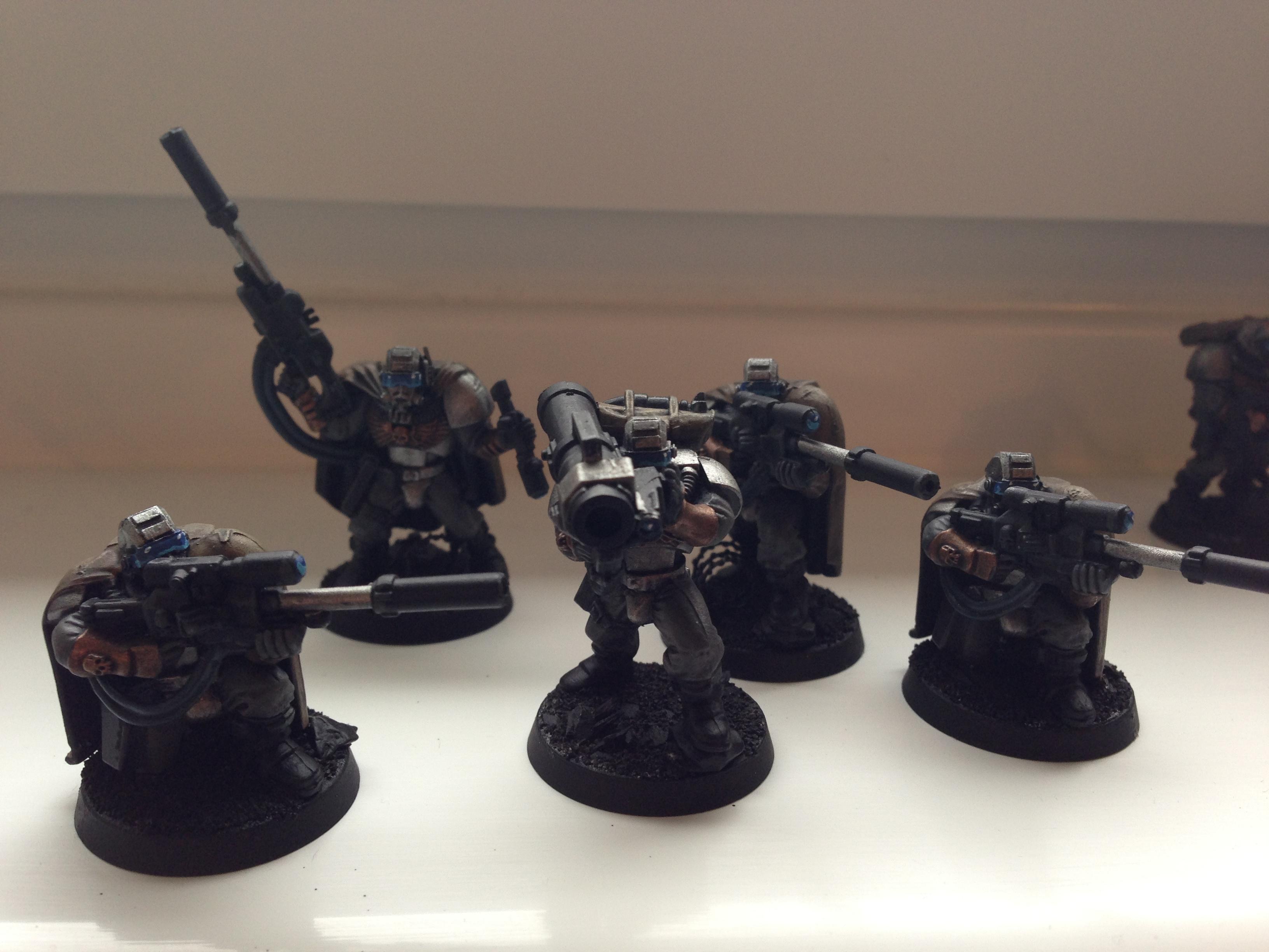 Iron Fists, Space Marines, Warhammer 40,000