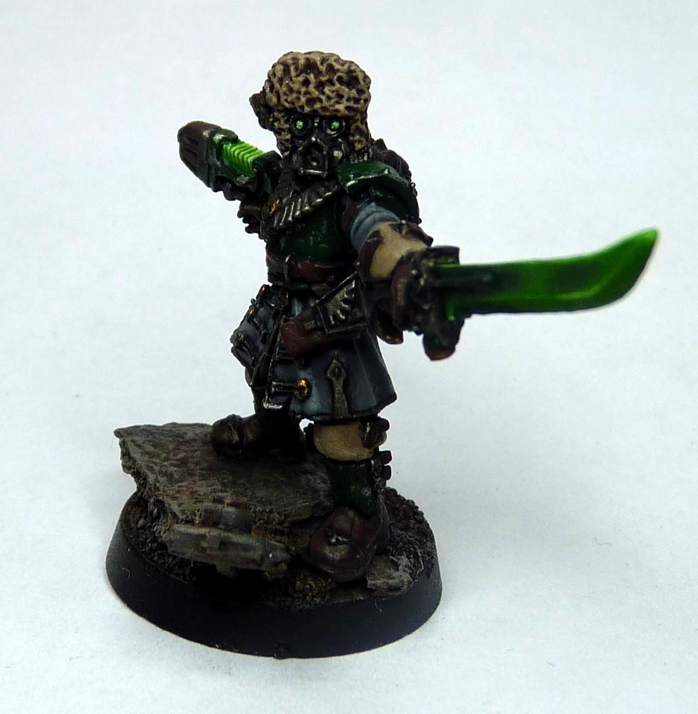 Guard, Imperial Guard, Valhalla, Veteran