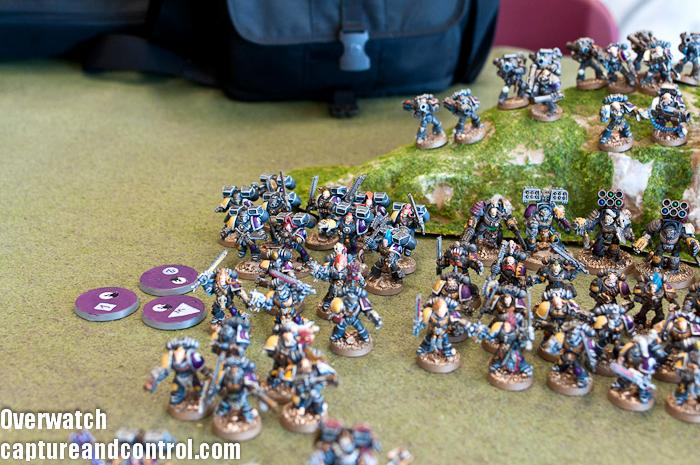 Loganwing, Missile Spam, Pre Heresy, Space Wolves