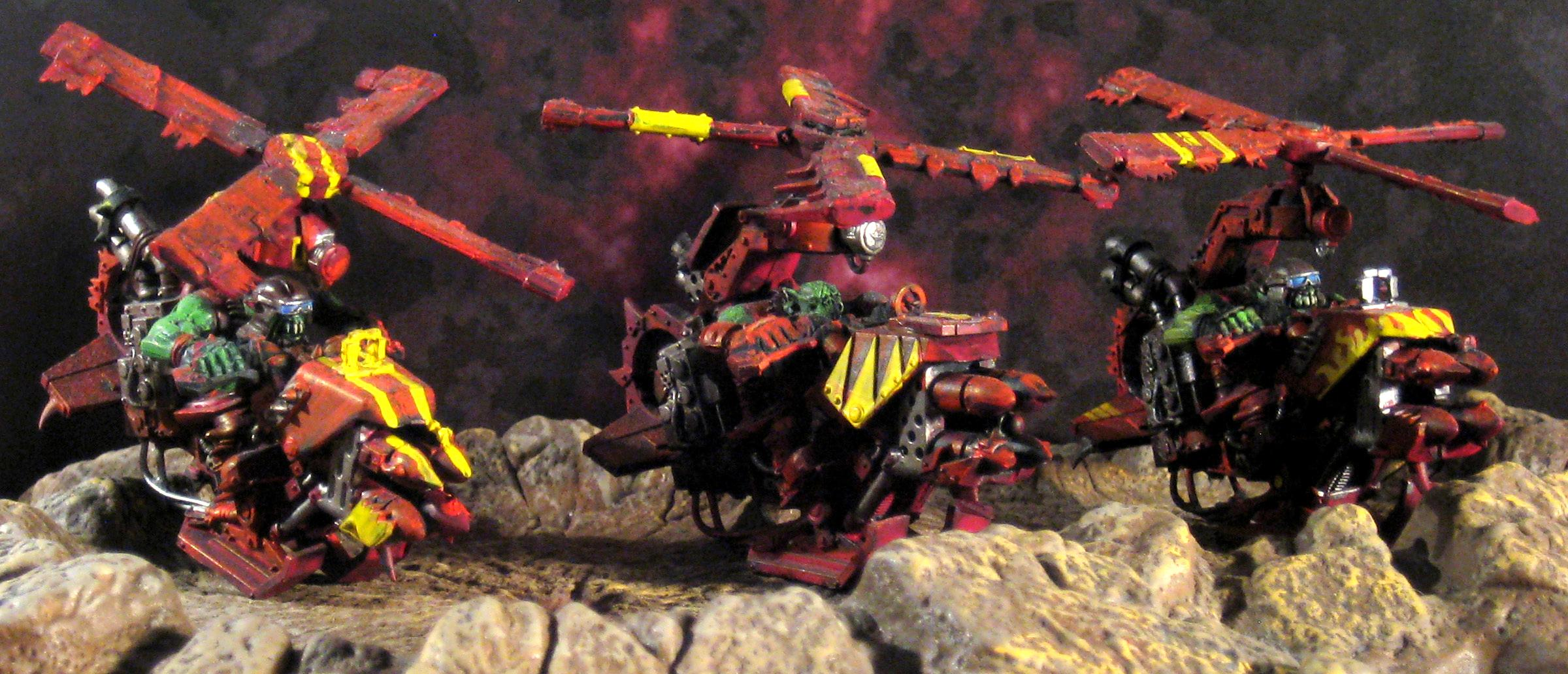 Conversion, Deff Dread, Evil Suns, Orks