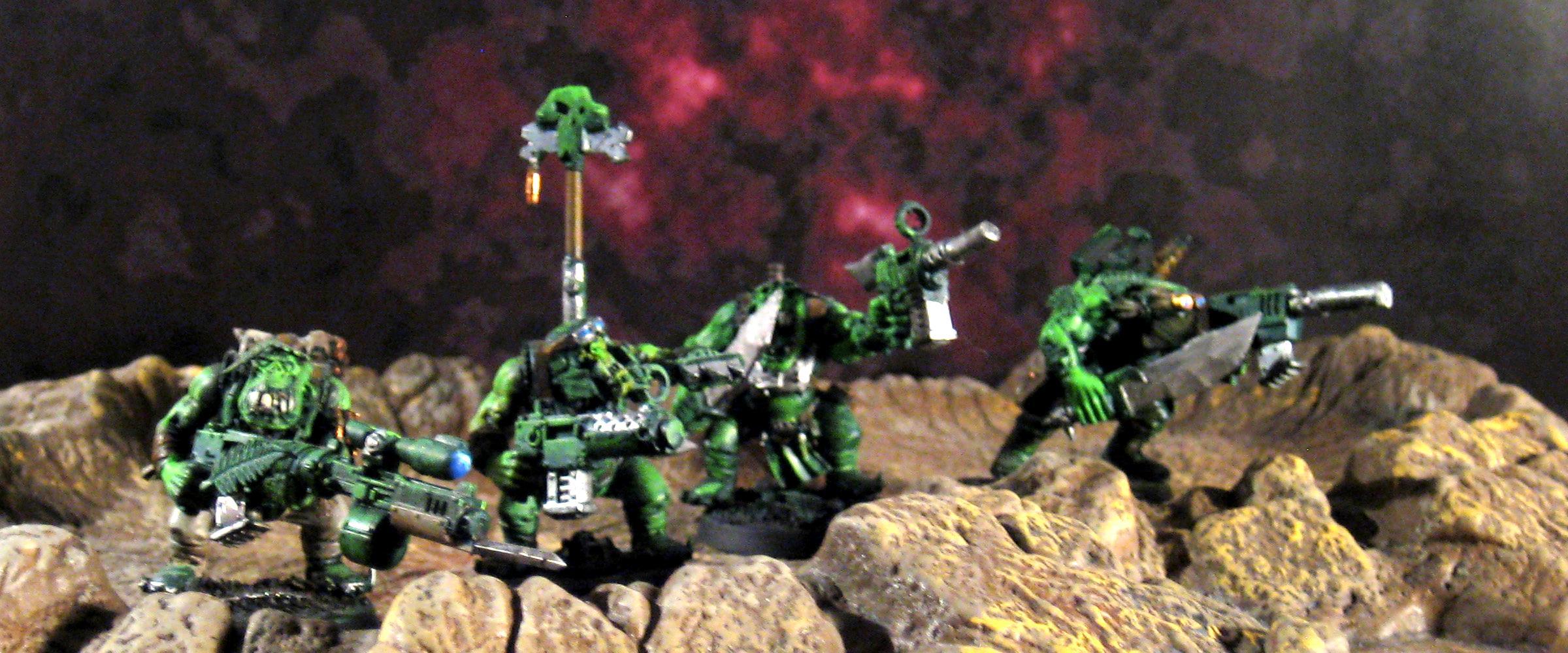 Conversion, Kommandos, Orks, Sneaky