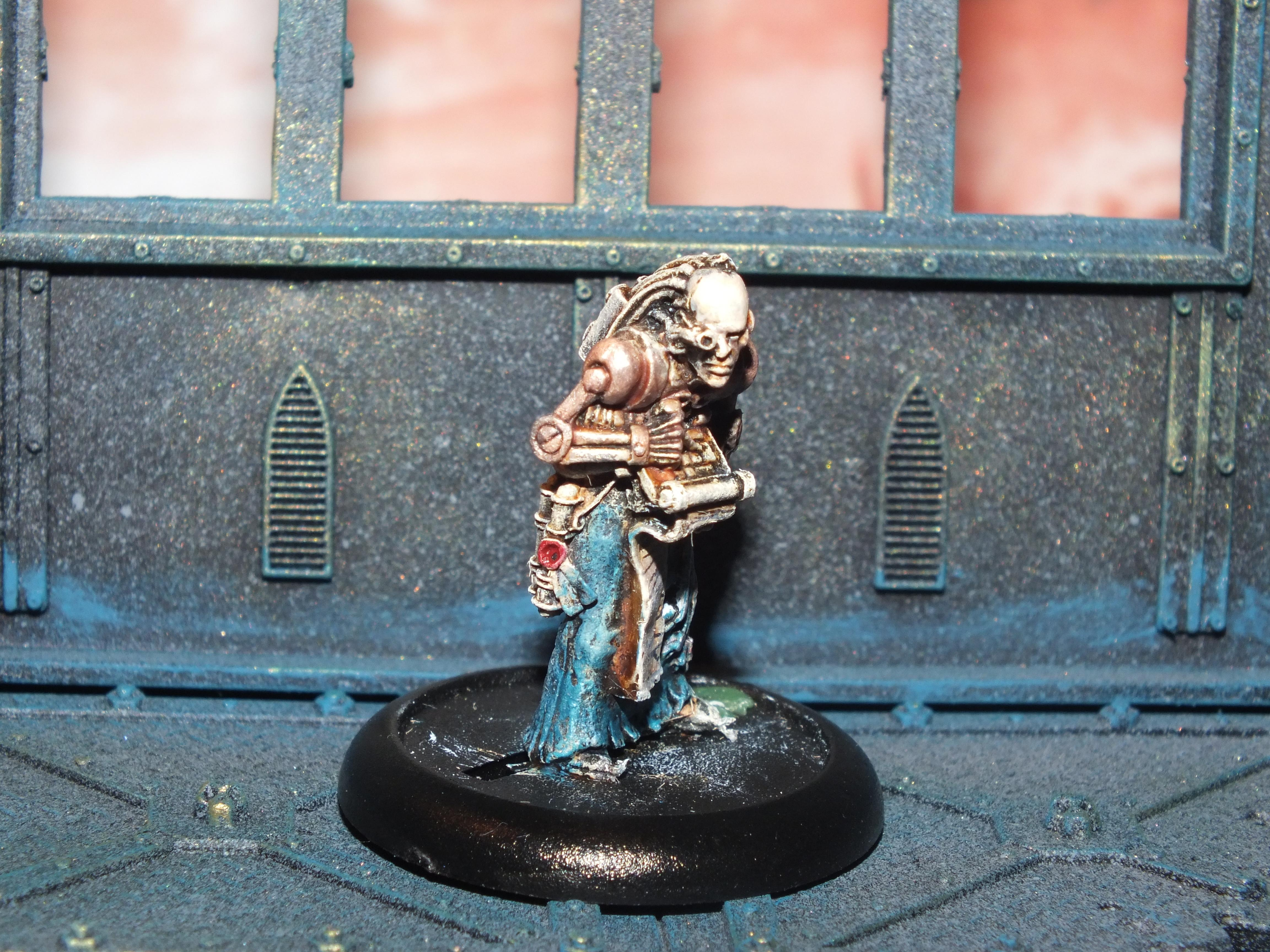 Inquistor, Retinue, Sisters Of Battle