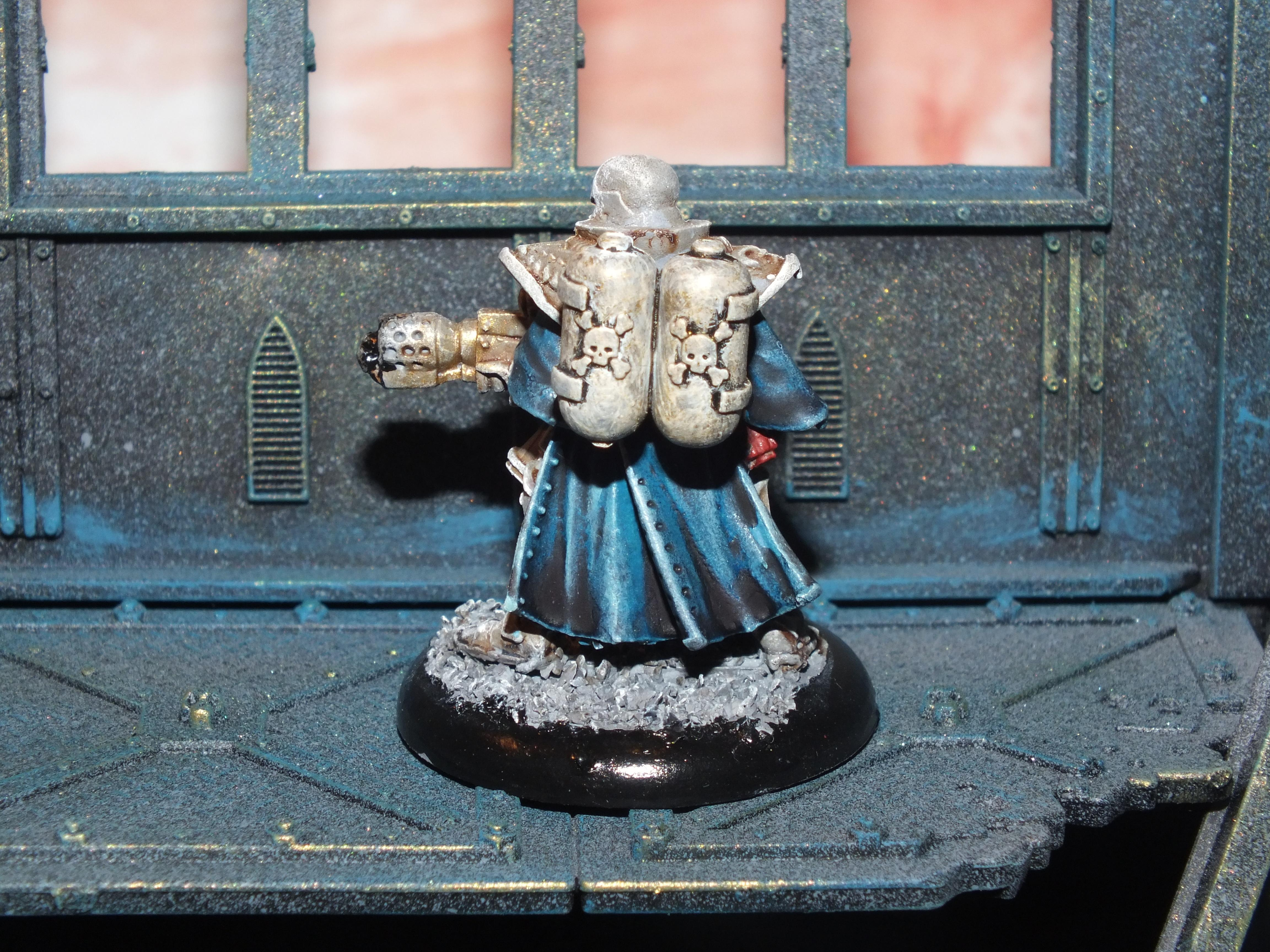 Inquisitor, Retinue, Sisters Of Battle