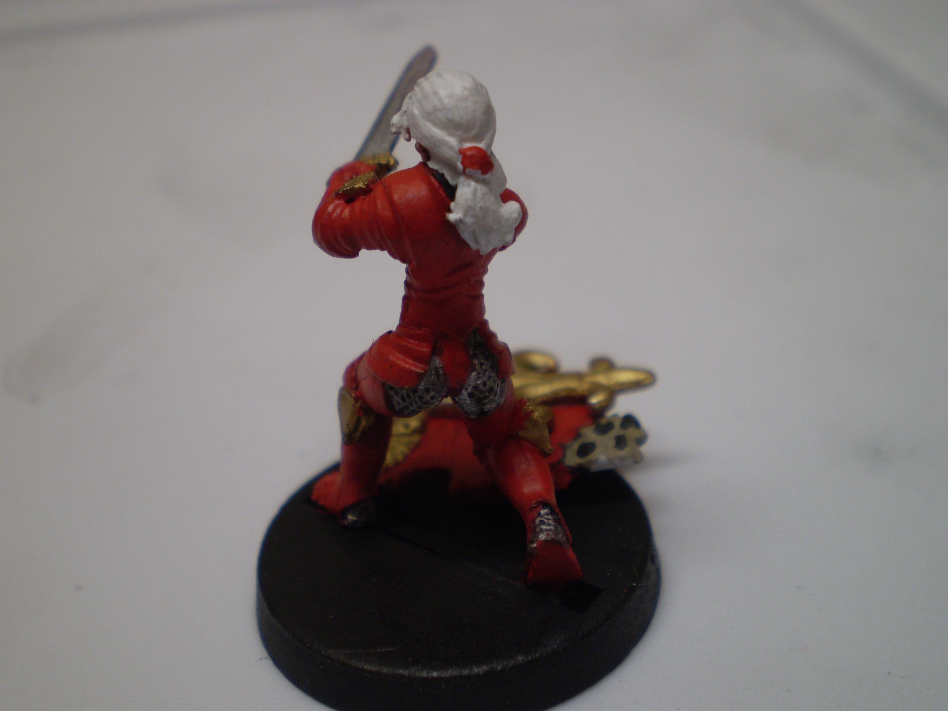 Lady Knight Crusader Jeanne Romee 3