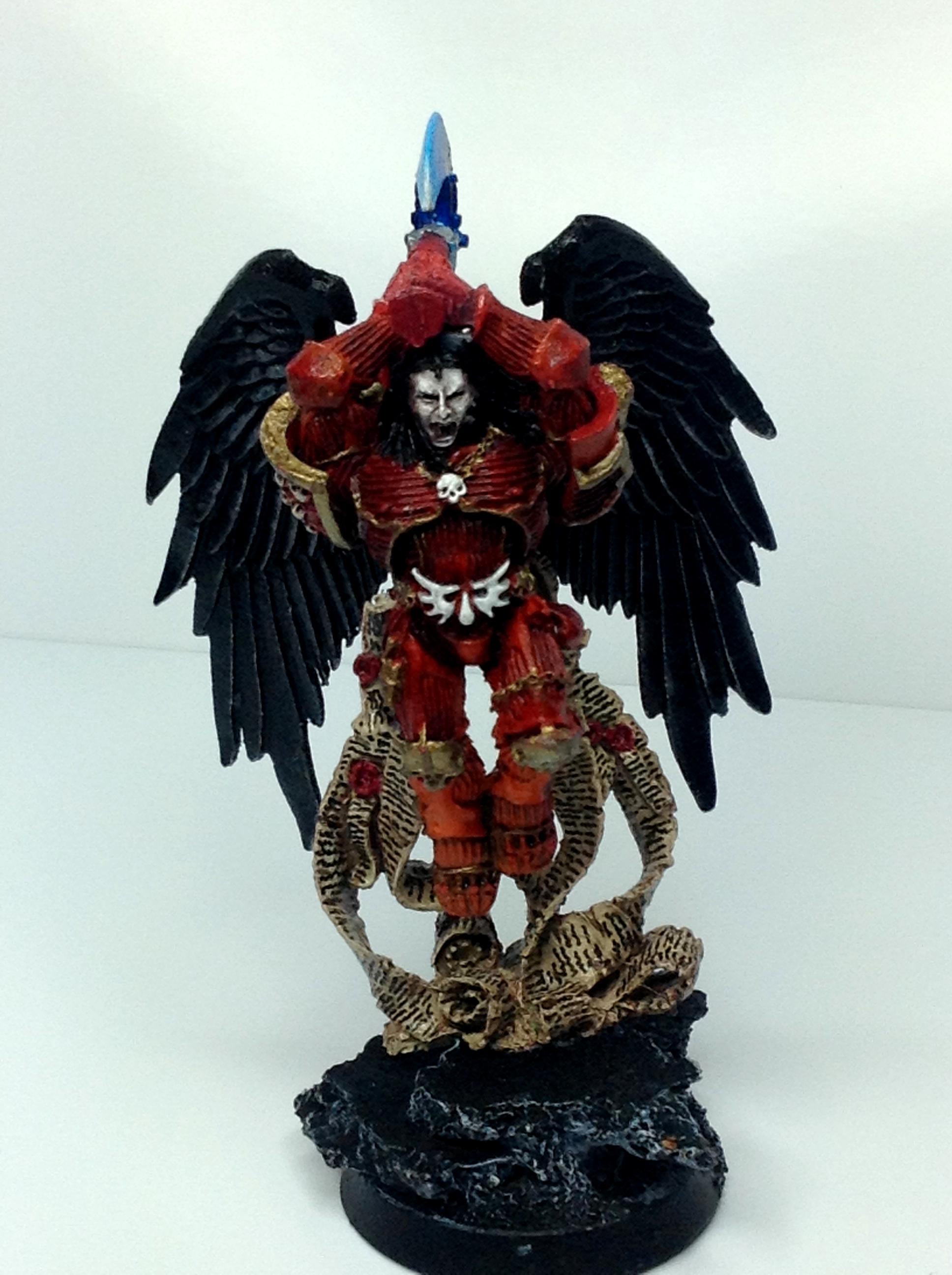 Astorath, Blood Angels, Blood Angels 40k, Warhammer 40,000