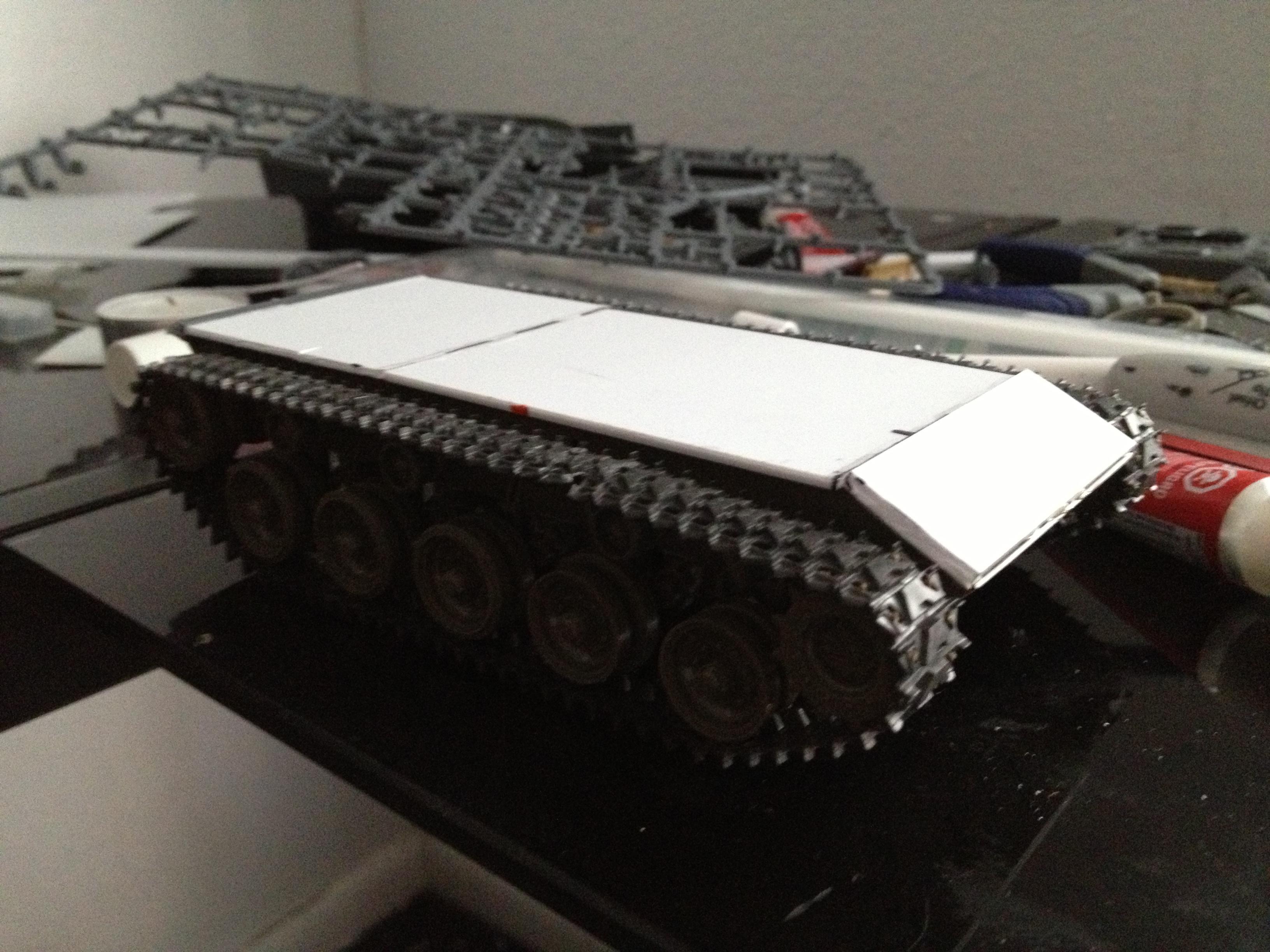 Tank Hull 2.