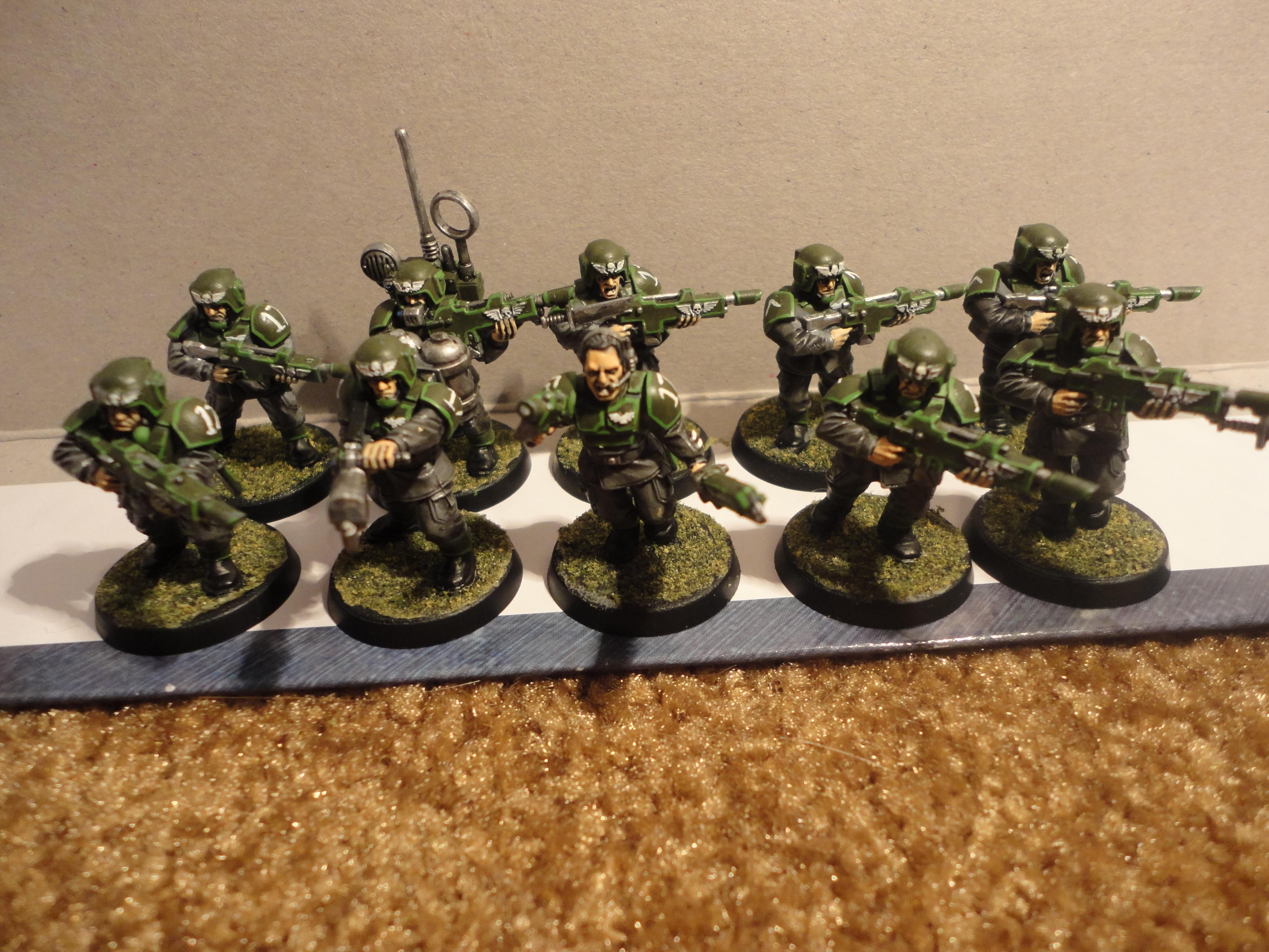 Infantry Squad 1