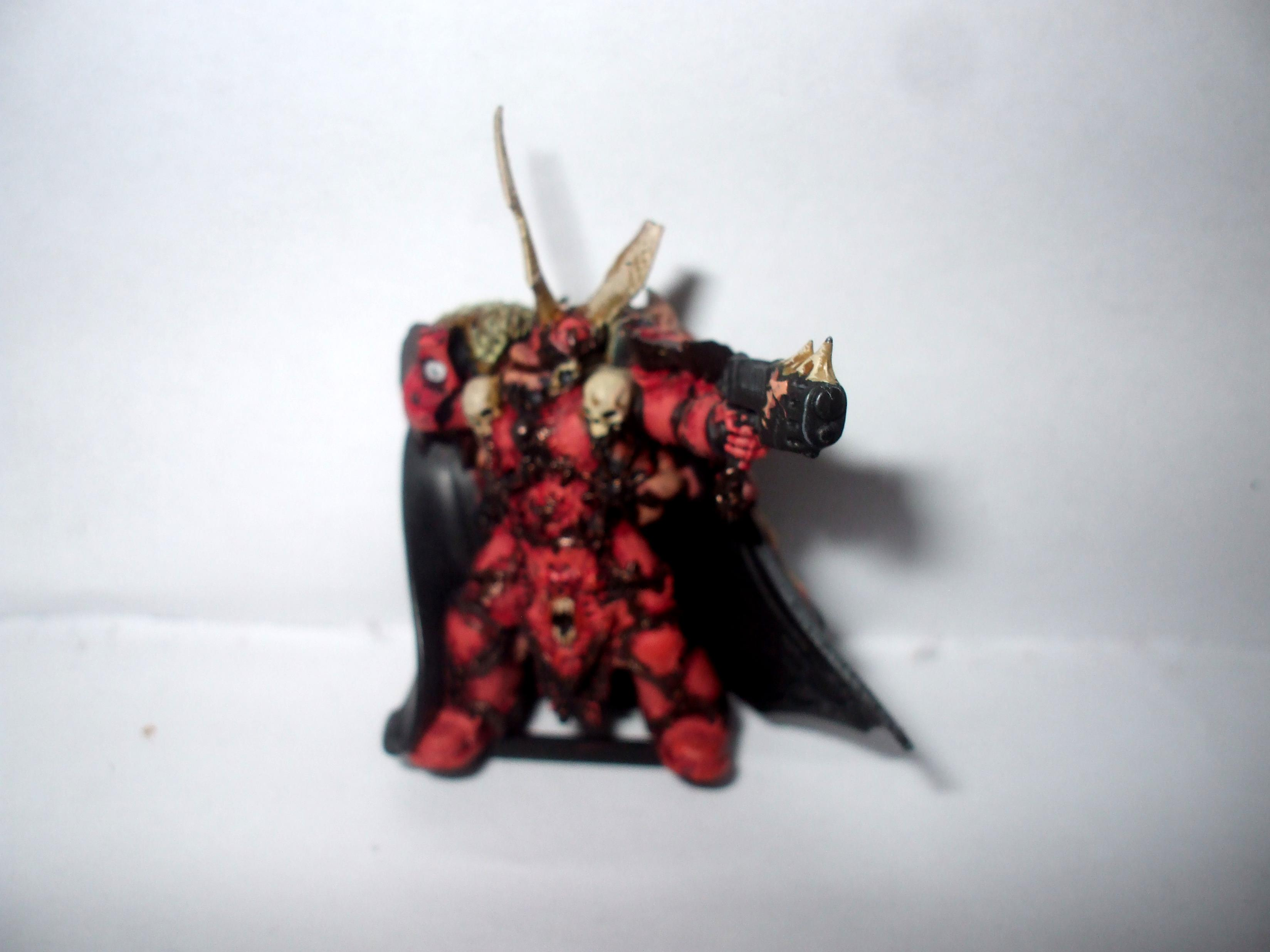 Chaos Lord, Chaos Space Marines