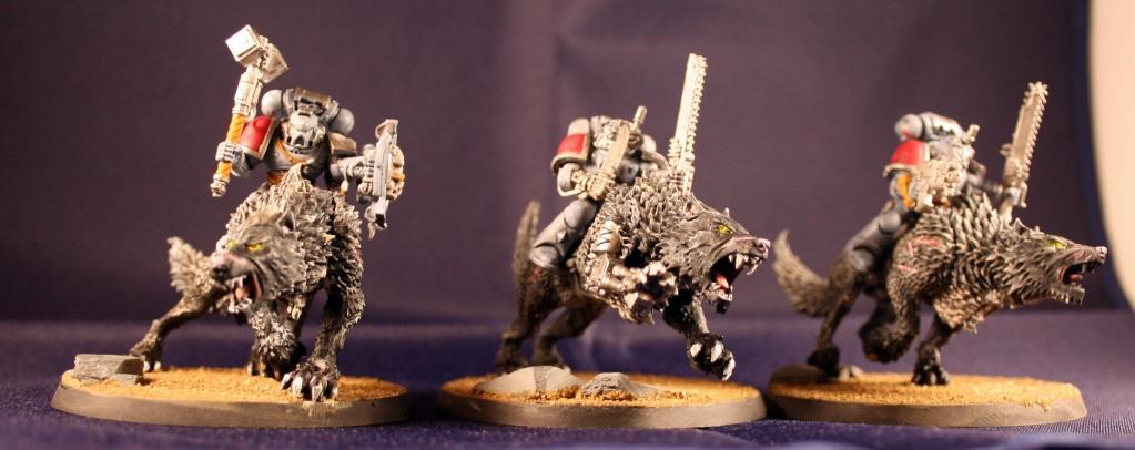 Space Wolves, Thunderwolves