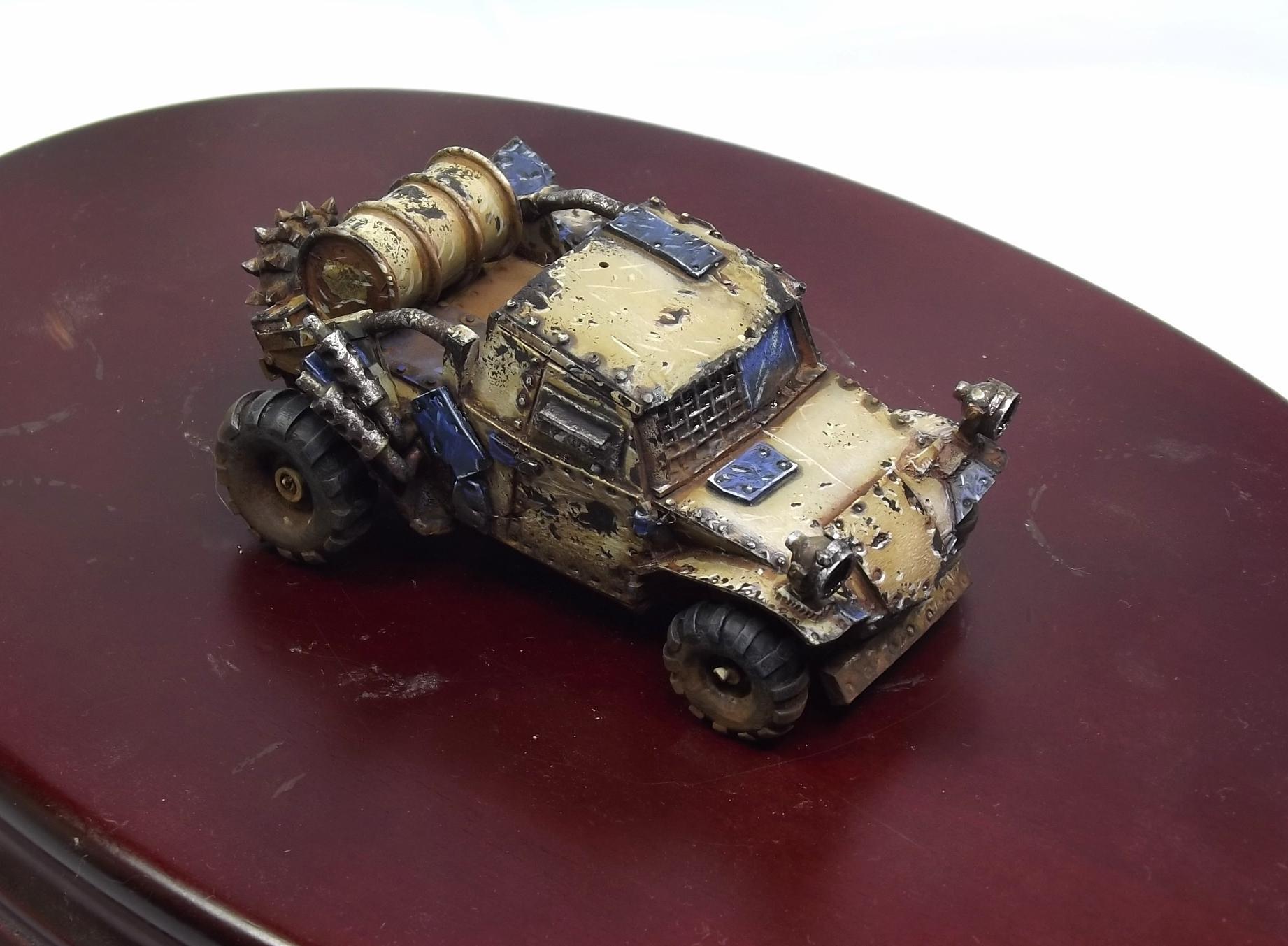 Buggy, Hummer, Jeep, Orks, Puppets Of War
