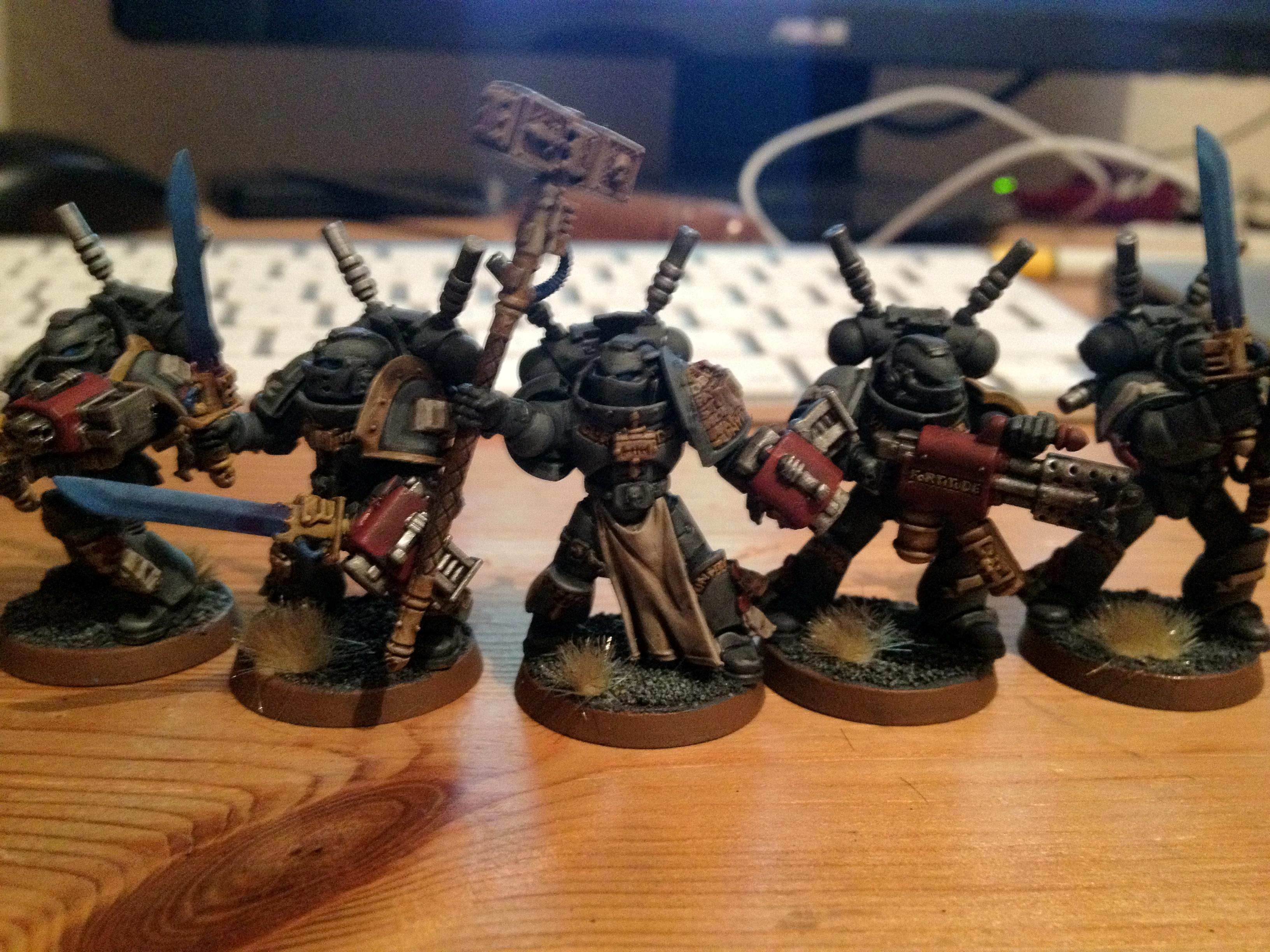 Grey Knights, Imperial, Warhammer 40,000