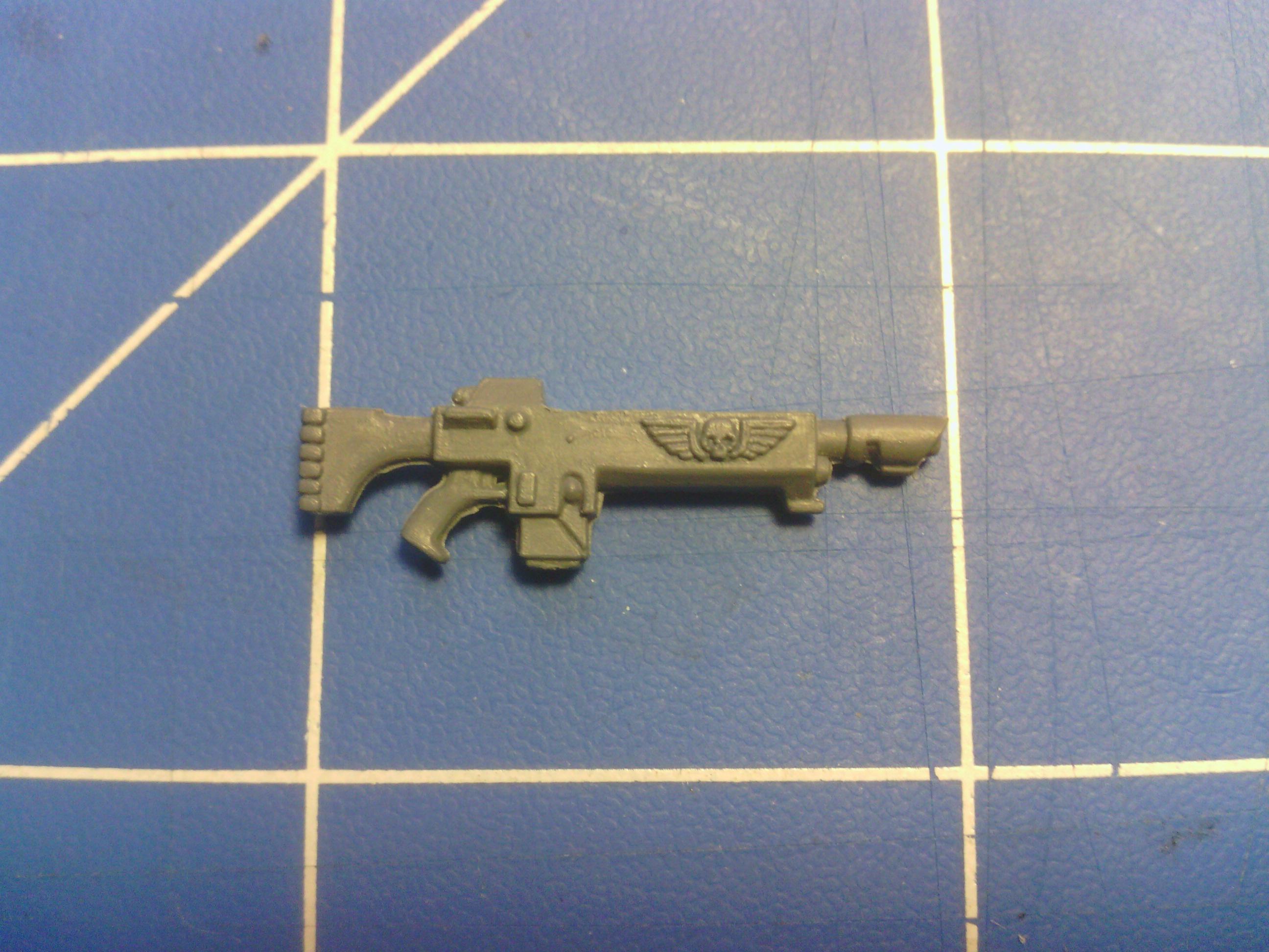 Plasma Gun Mk2 pt2