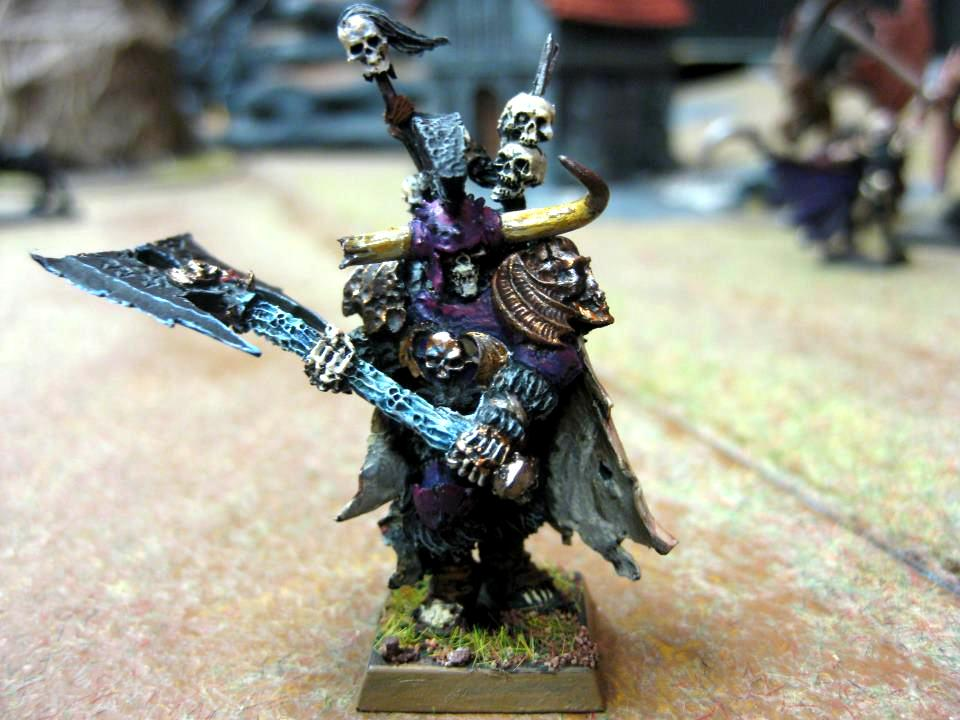 Krell, Undead, Warhammer Fantasy Battles