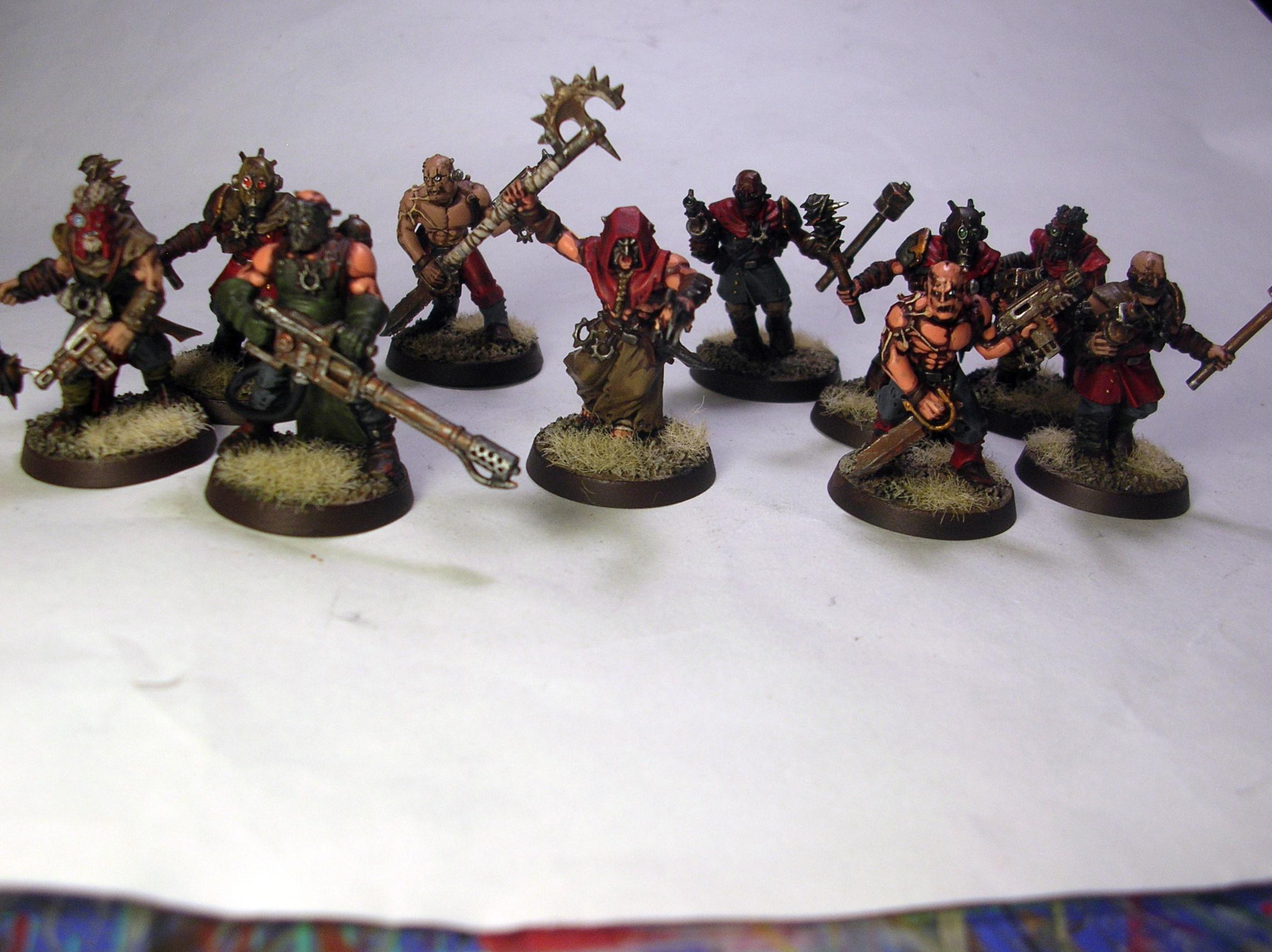 Chaos, Cultists, Warhammer 40,000