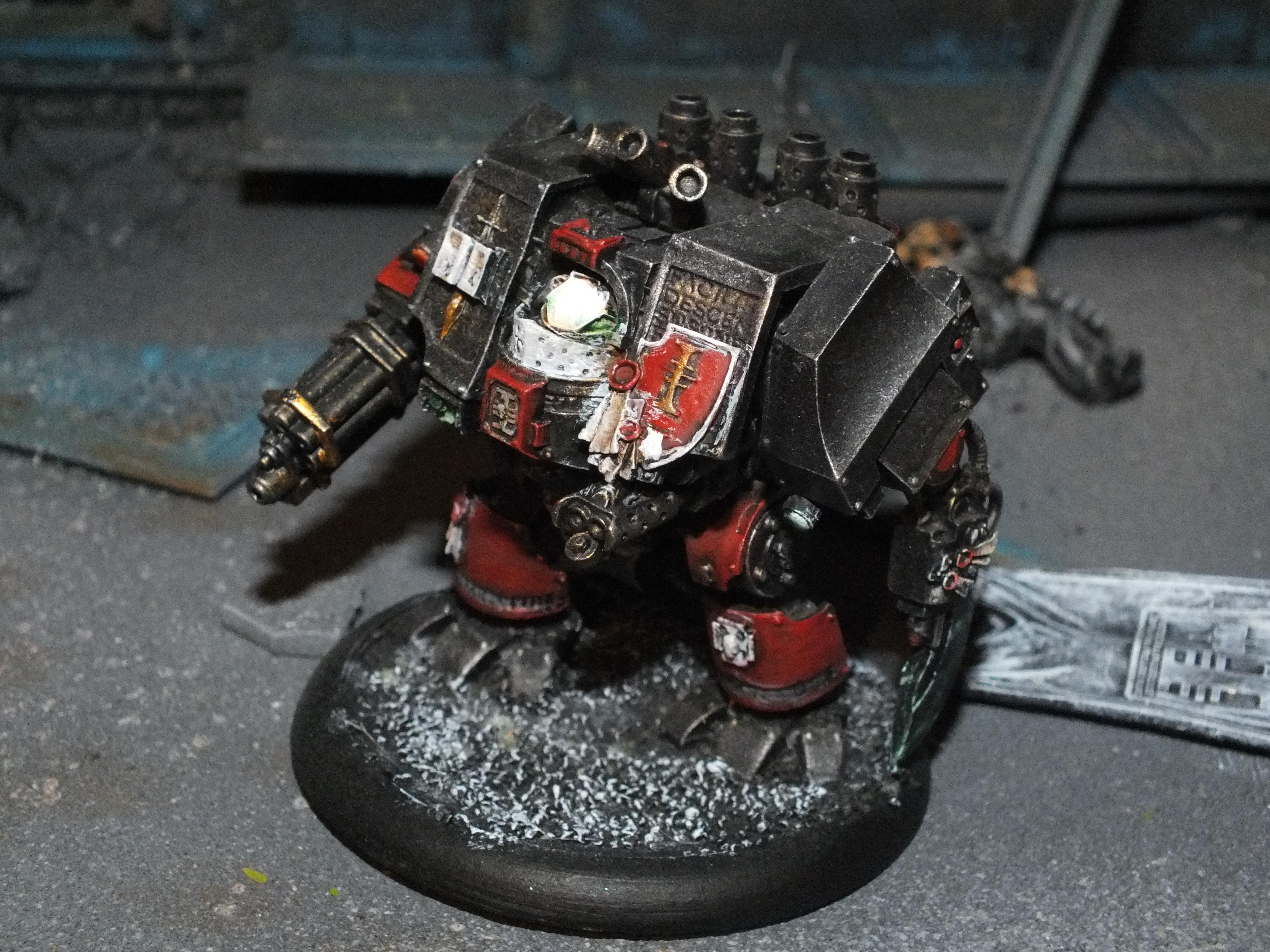 Corpse, Dreadnought, Venerable