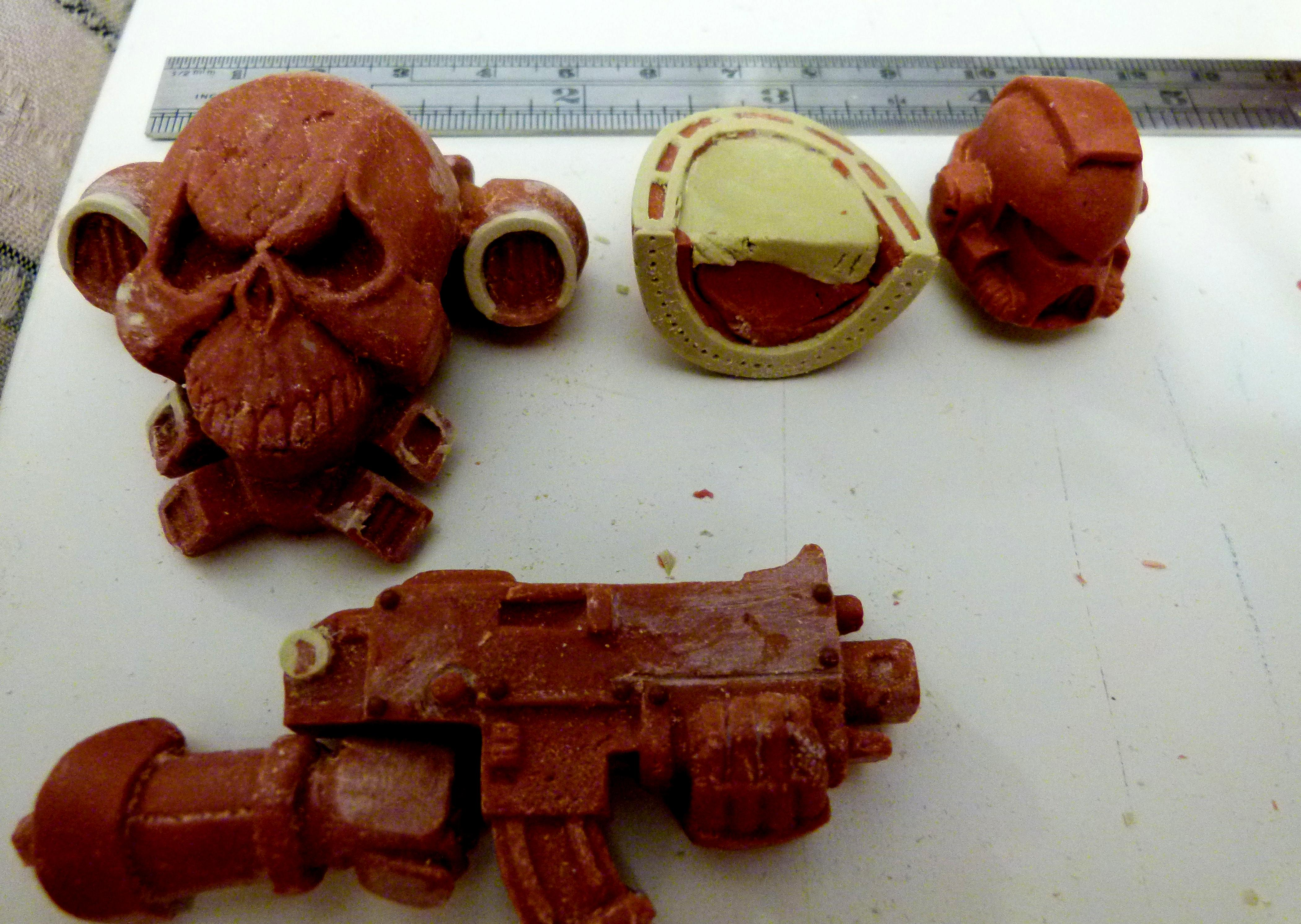Space Marines, 10cm Space Marines