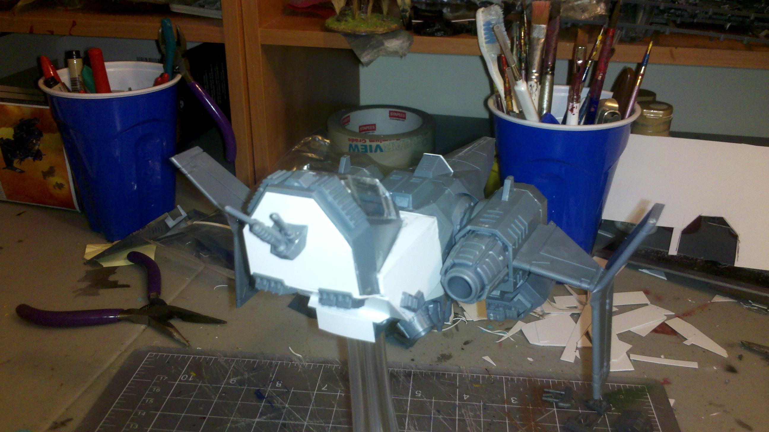 Gunship, Stormtalon, Work In Progress