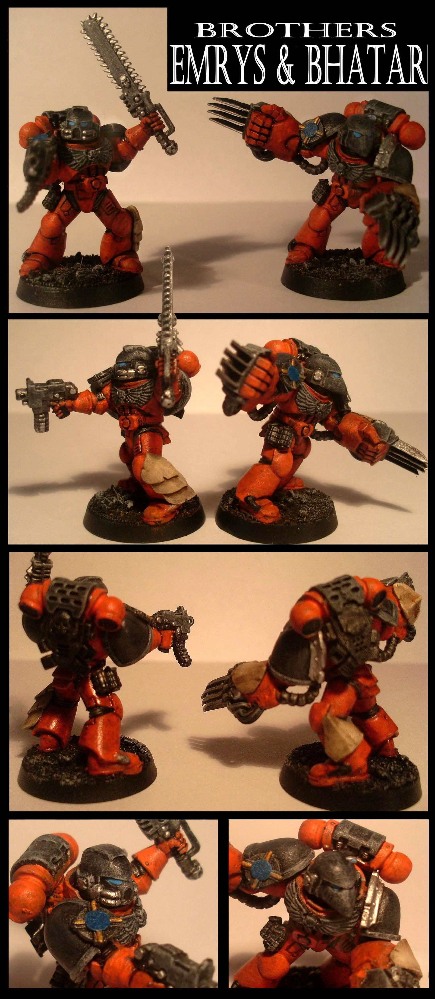 Astartes, Killteam, Lightning Claws, Space Marines