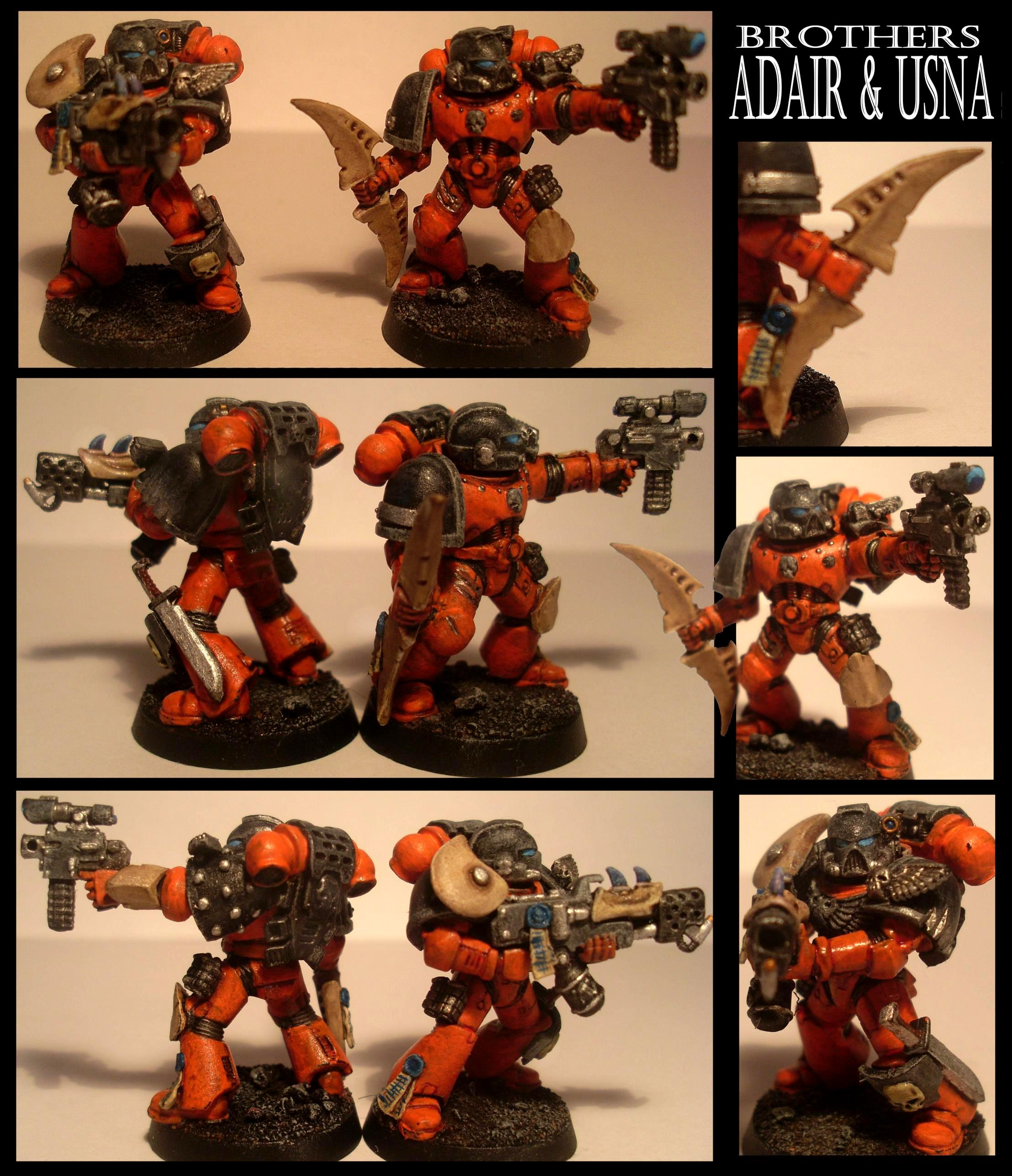 Astartes, Flamer, Killteam, Space Marines
