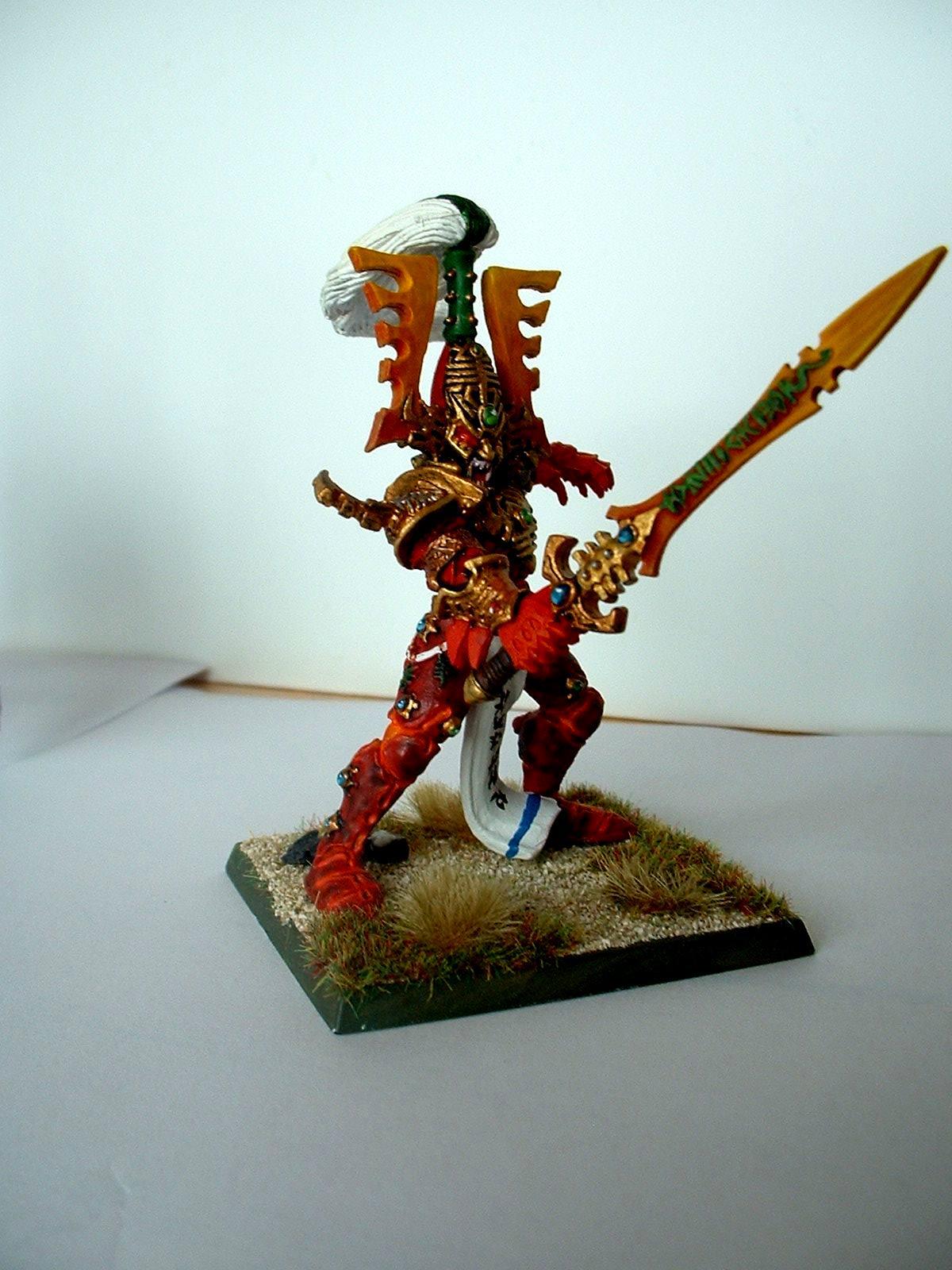 Alaitoc, Avatar Of Khaine, Biel-tan, Eldar