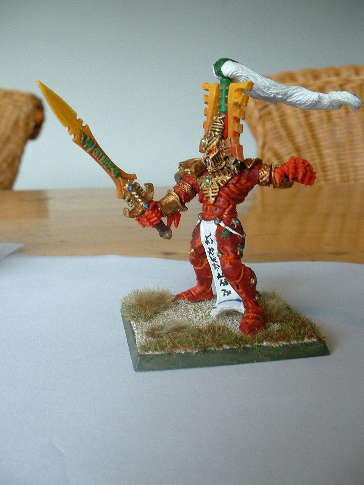 Alaitoc, Avatar Of Khaine, Eldar