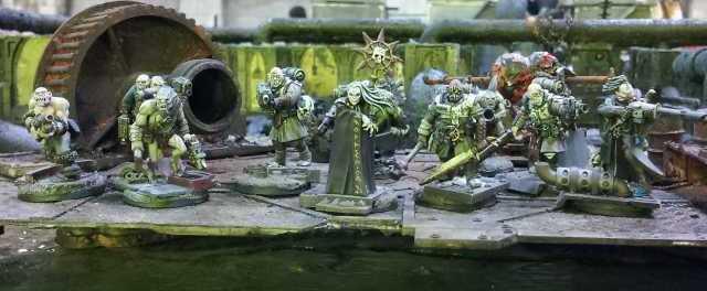 Chaos, Guardsmen, Necromunda, Renegade