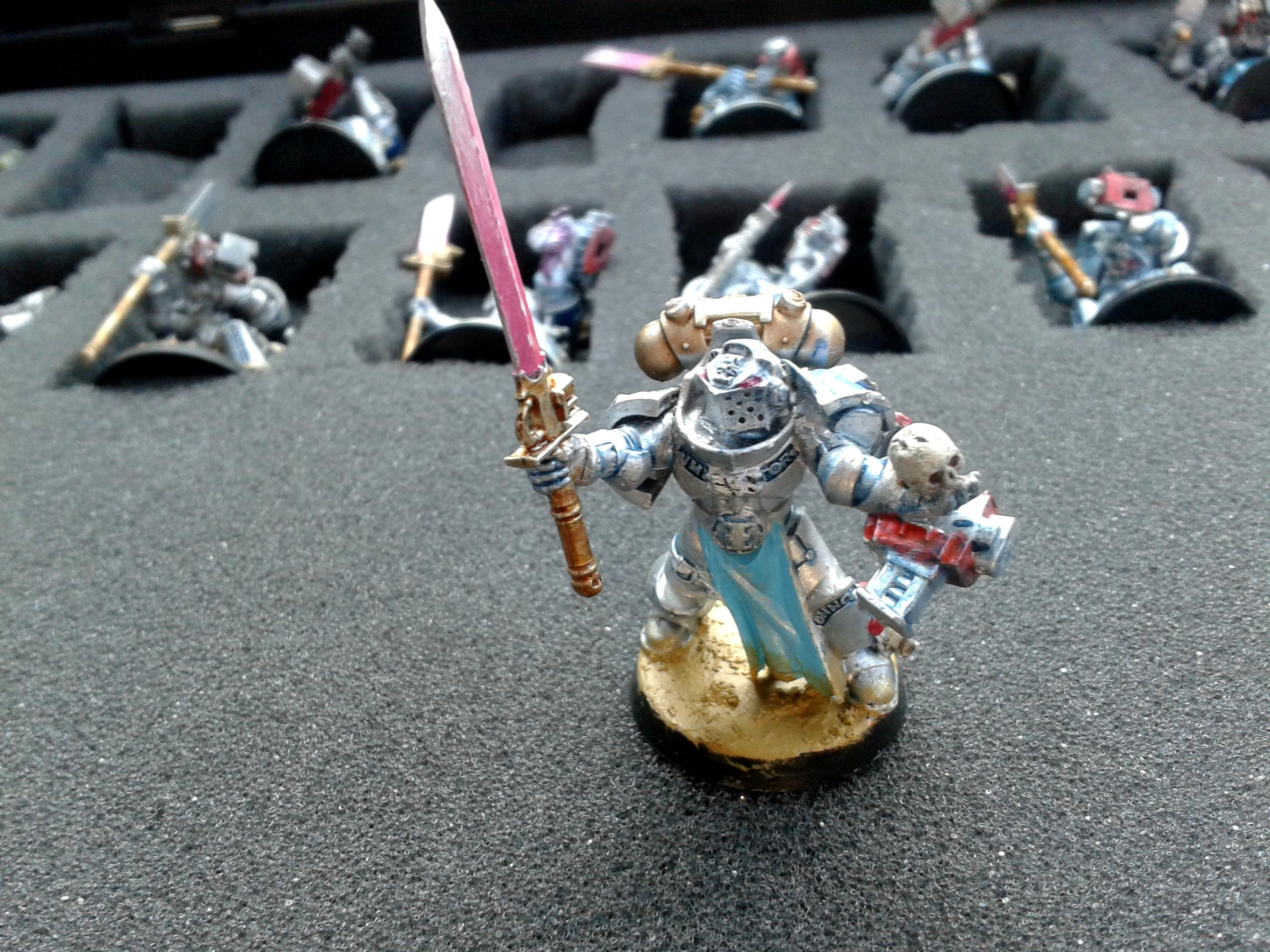 Gk, Knight of the flame for gkp