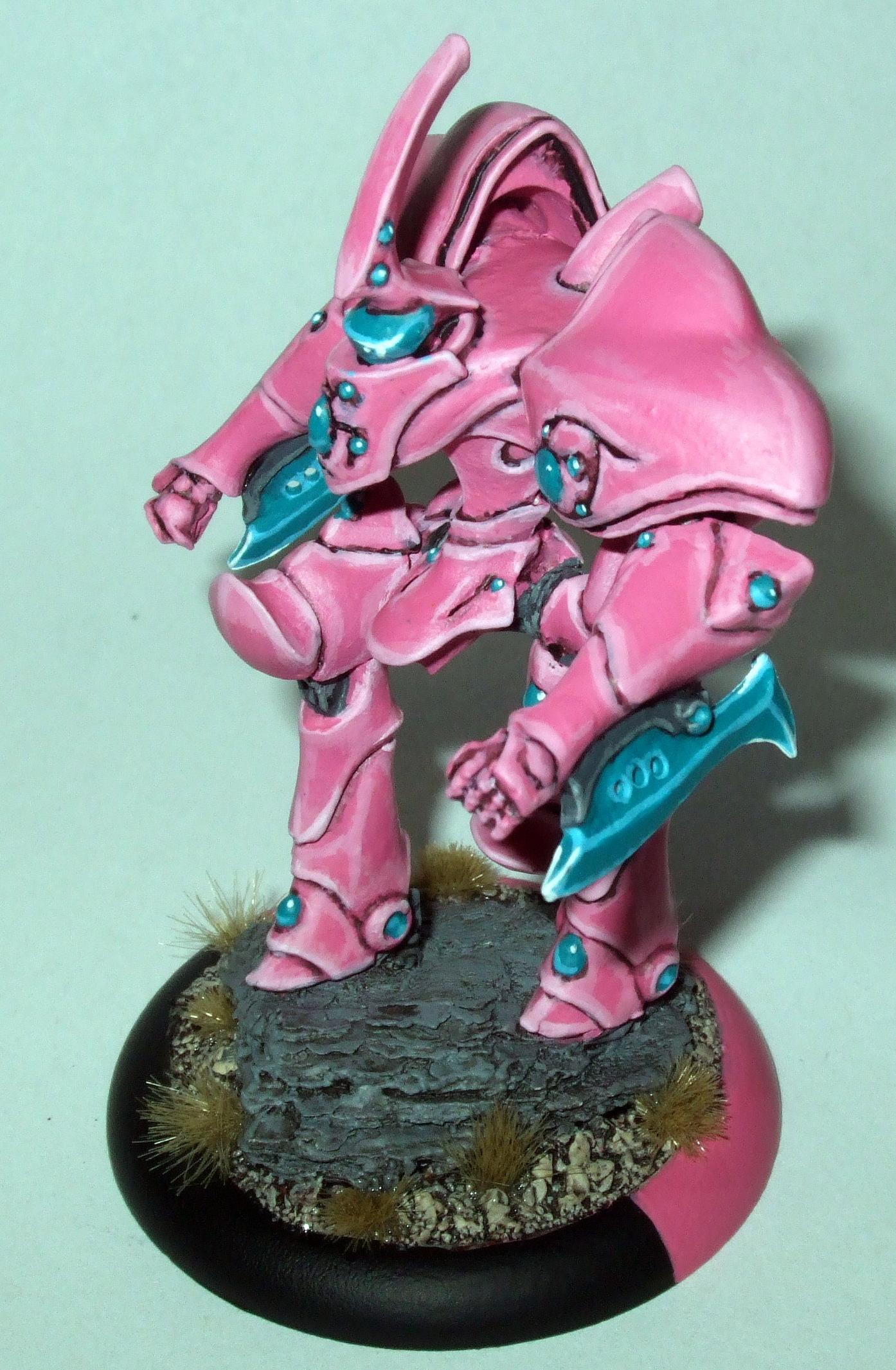 Gorgon, Pink, Privatereer Press, Retribution, Warmachine