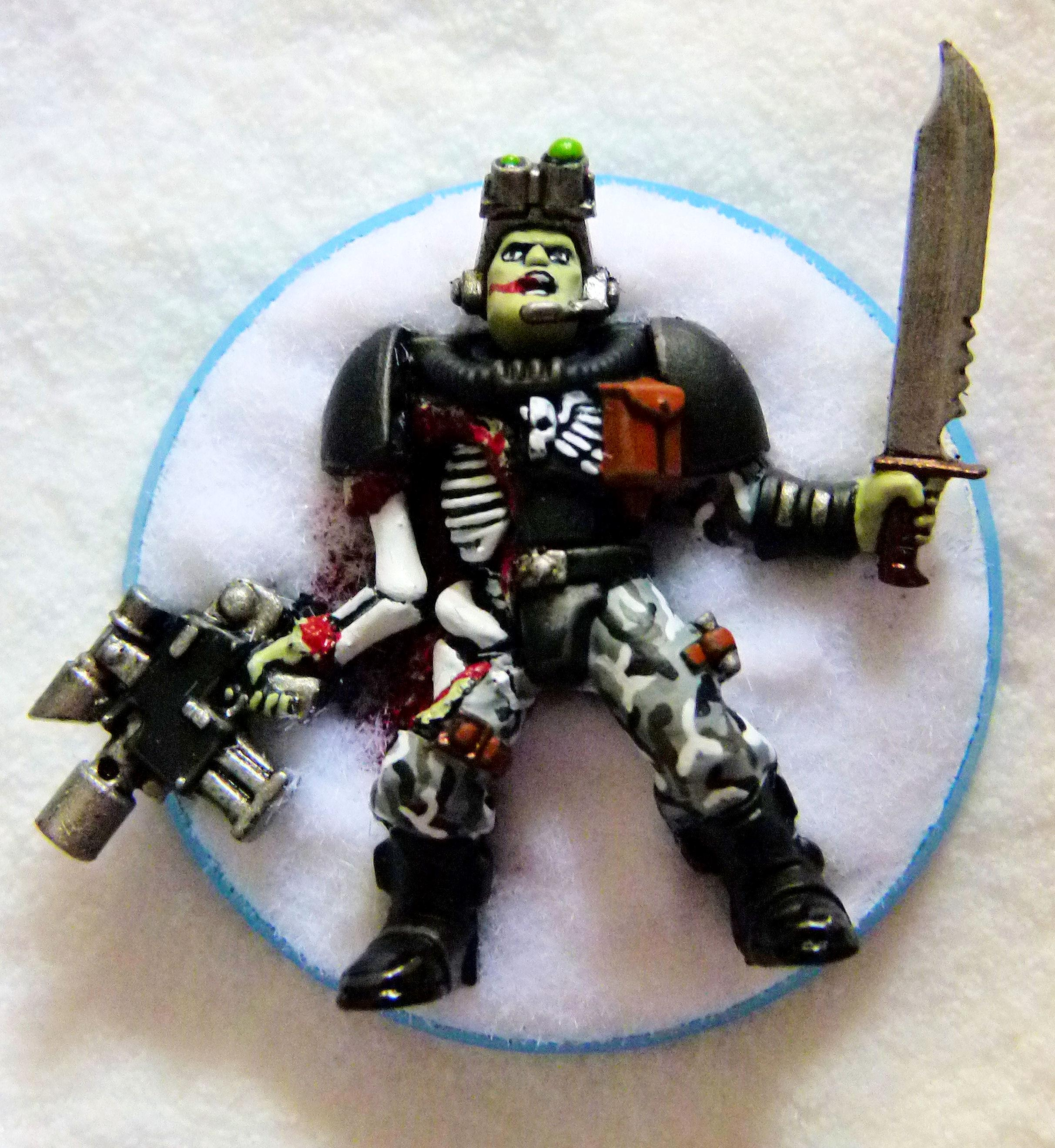 Space Marine Scout 1