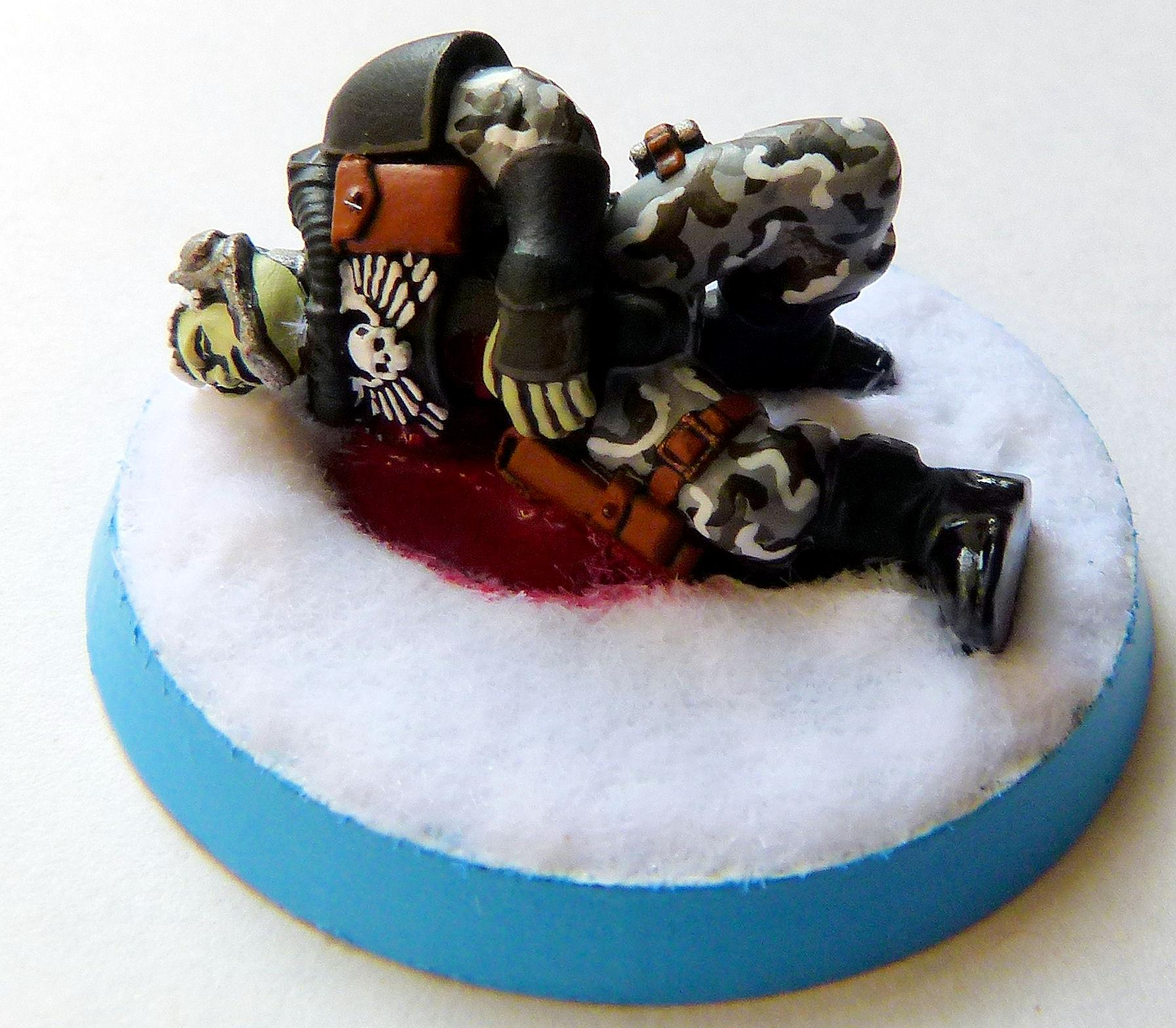 Space Marine Scout 2
