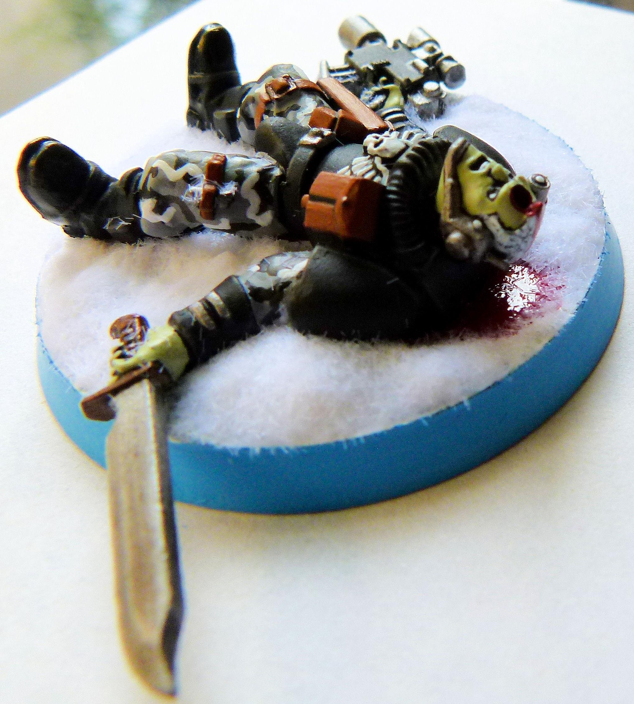 Space Marine Scout 3