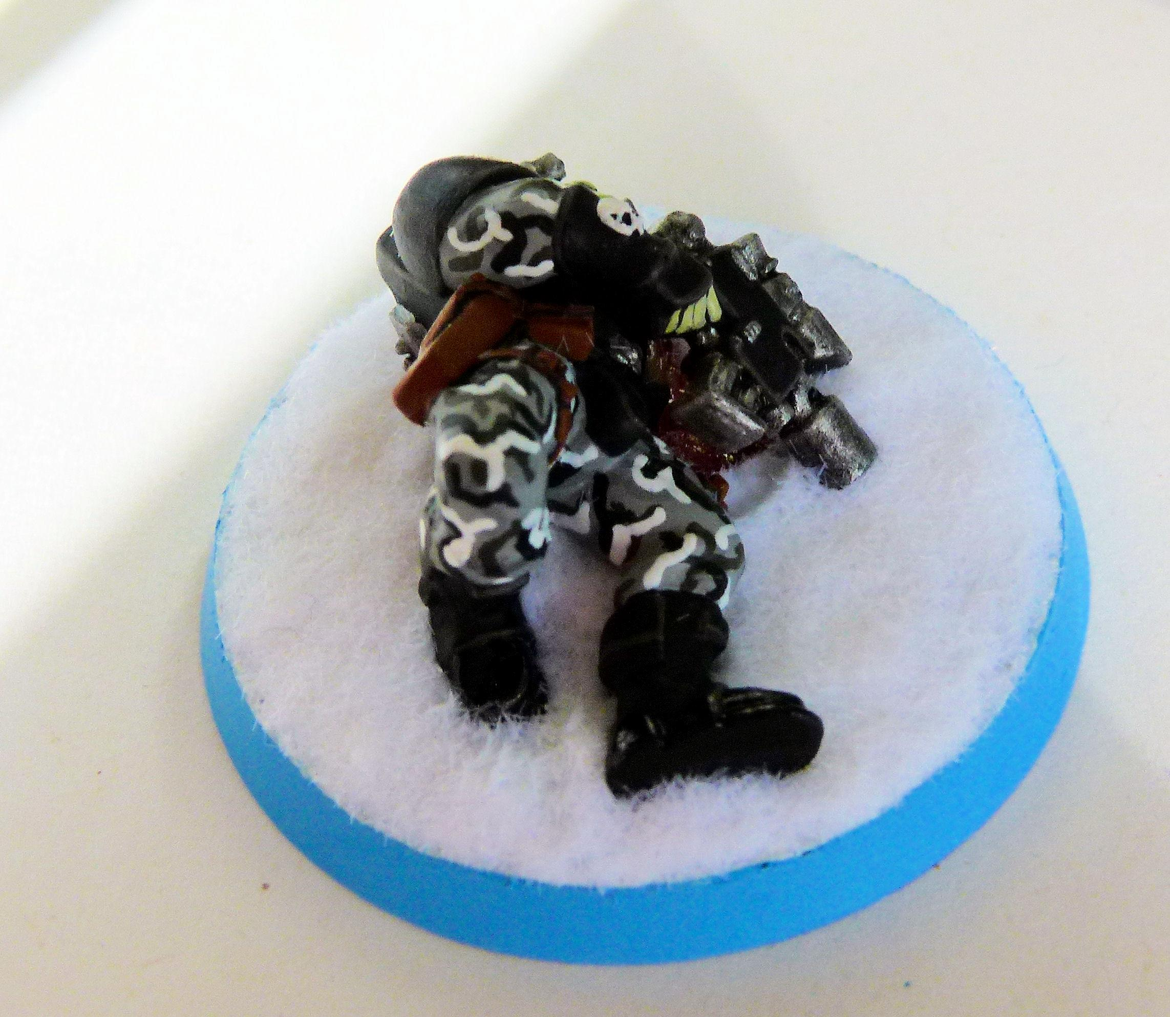 Space Marine Scout 4