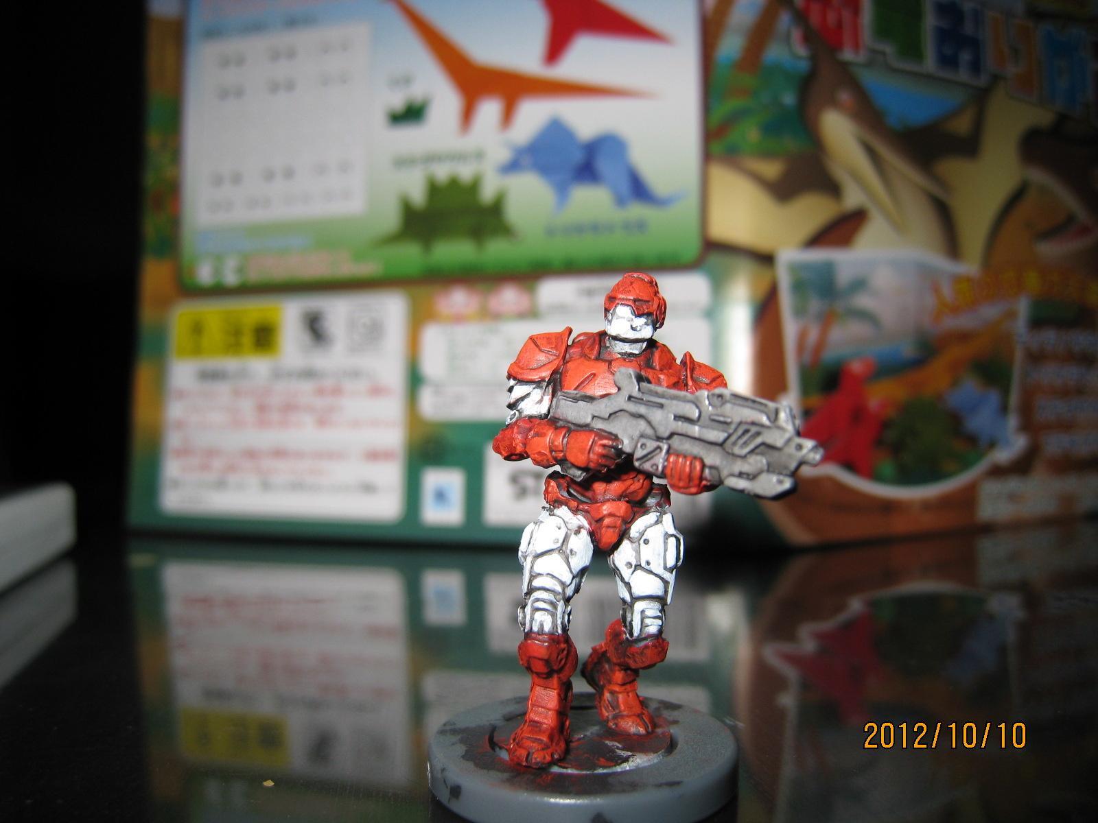 Enforcers, Iron Man, Mantic