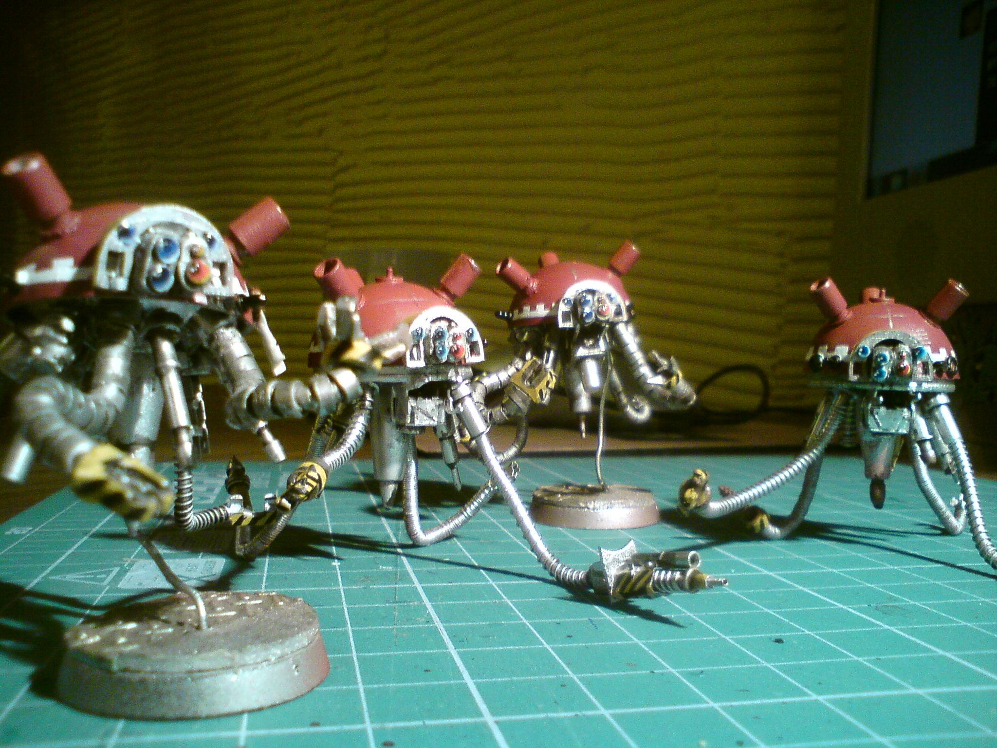Servirors Adeptus Mechanicus Space Marines  Marine Factory