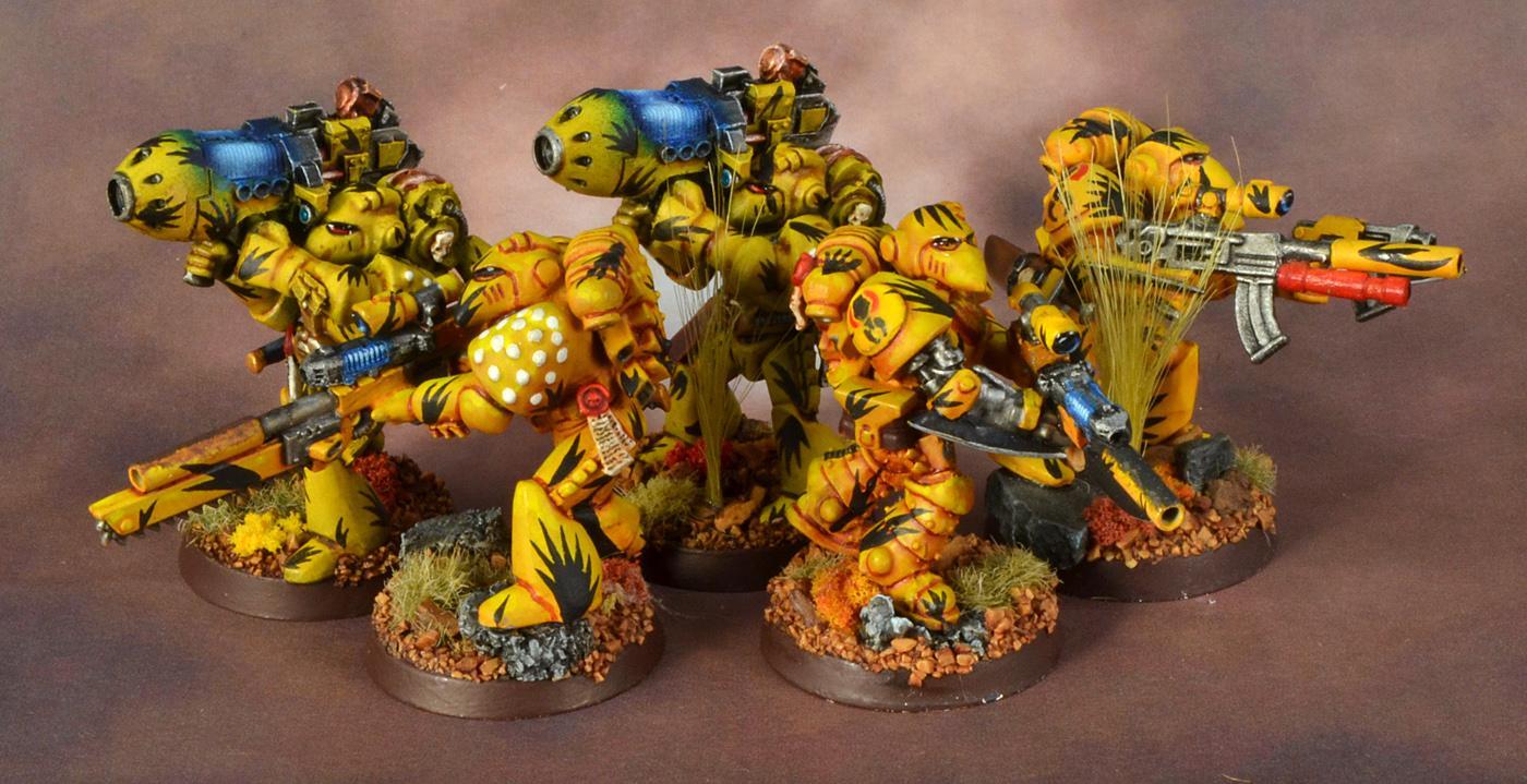 Beakie, Mantis Warriors, Plasma, Space Marines, Sternguard, Tranquility Camo, Warhammer 40,000
