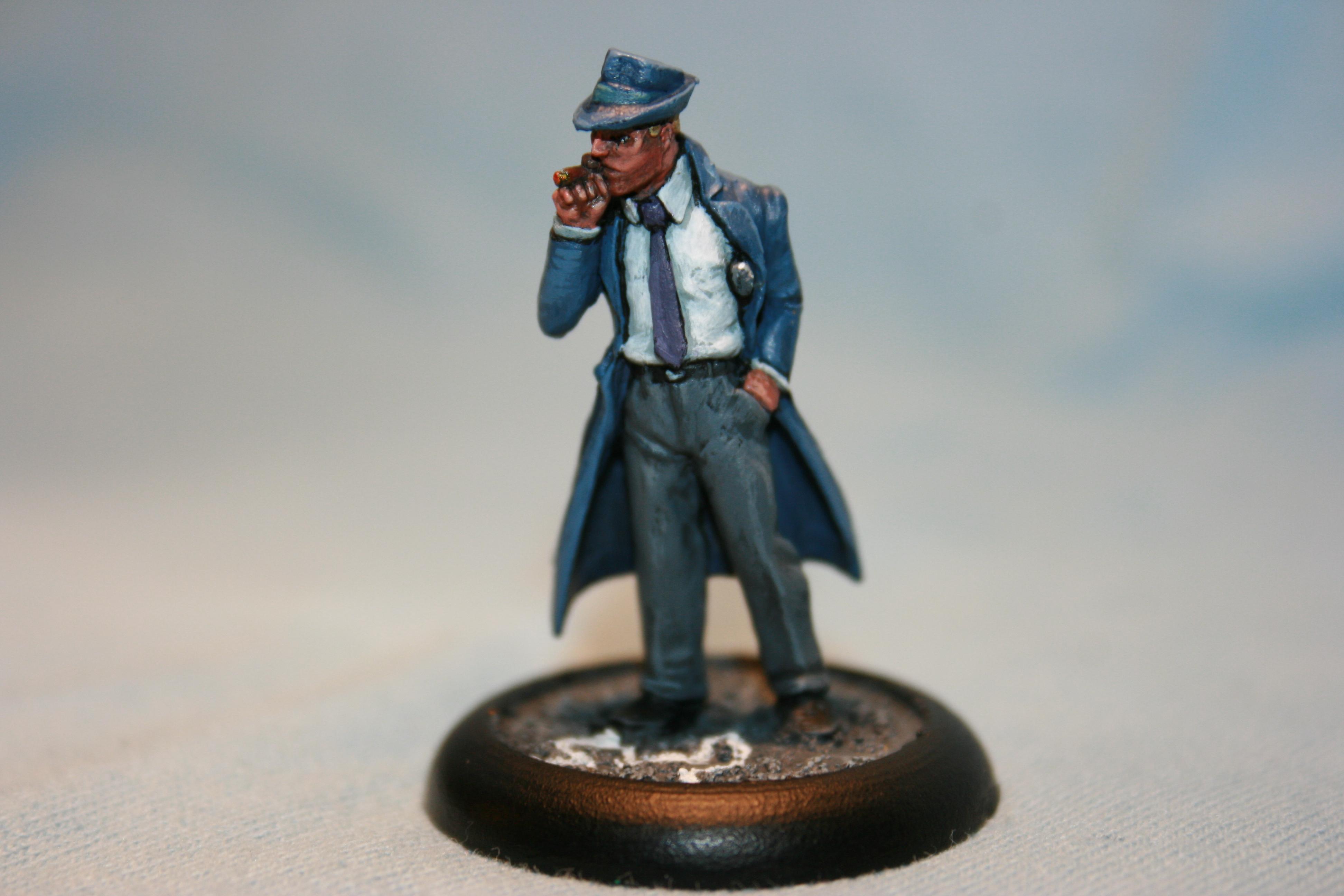 G-man, Private Eye, Reaper