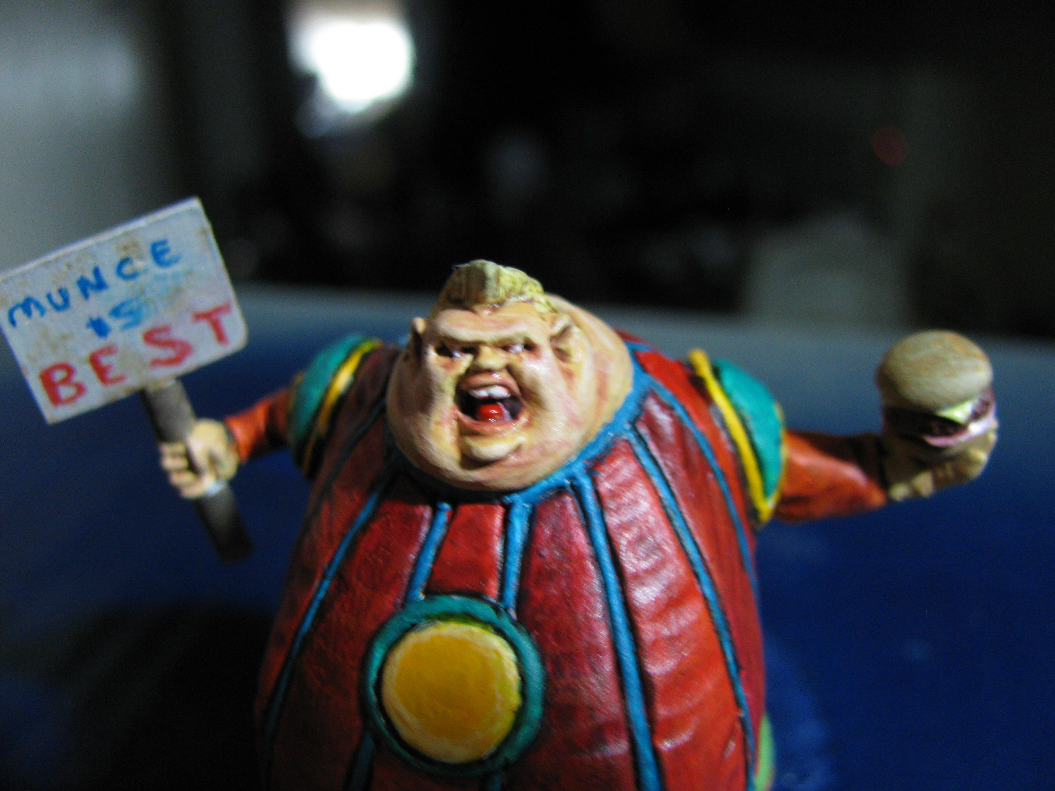 Citizens, Fatty, Judge Dredd