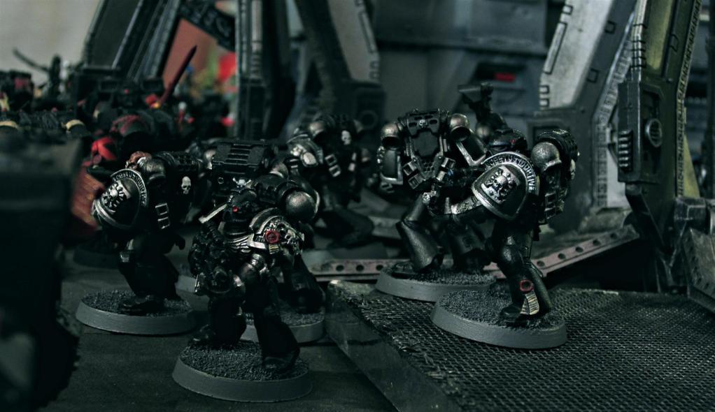 Alien Hunter, Alien Hunters, Black Shields, Blackshields, Bolter, Death Watch, Deathwatch, Deathwatch Kill Team, Drop Pod, Inquisition, Ordos, Ordos Xenos, Purity Seal, Space Marines, The Inquisition
