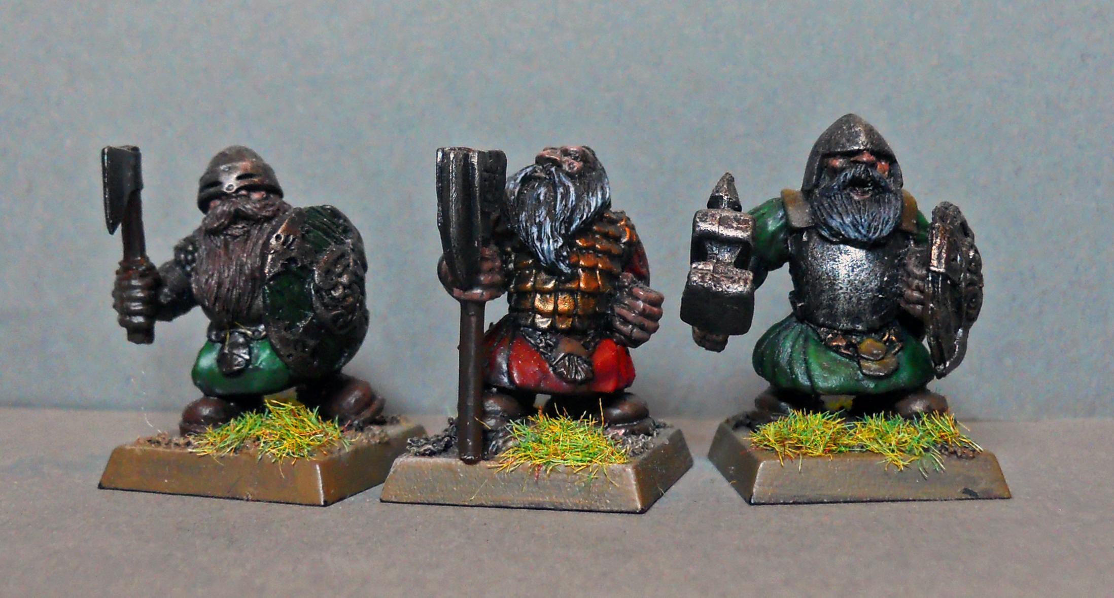 Dwarves, Gamezone, Warhammer Fantasy, Warriors
