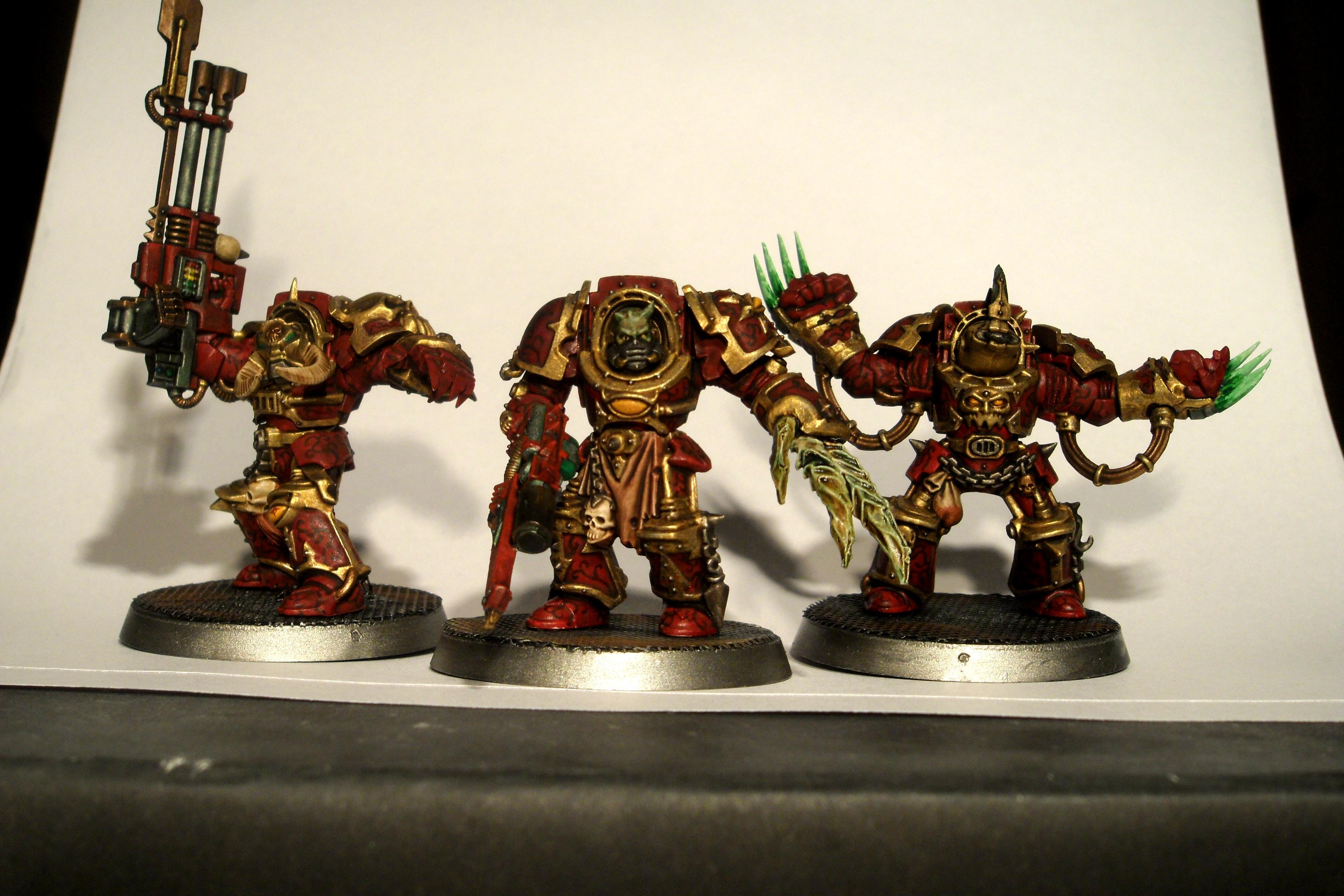 Chaos, Kill Team, Terminator Armor