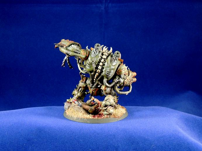 Chaos Hellbrute - Rear