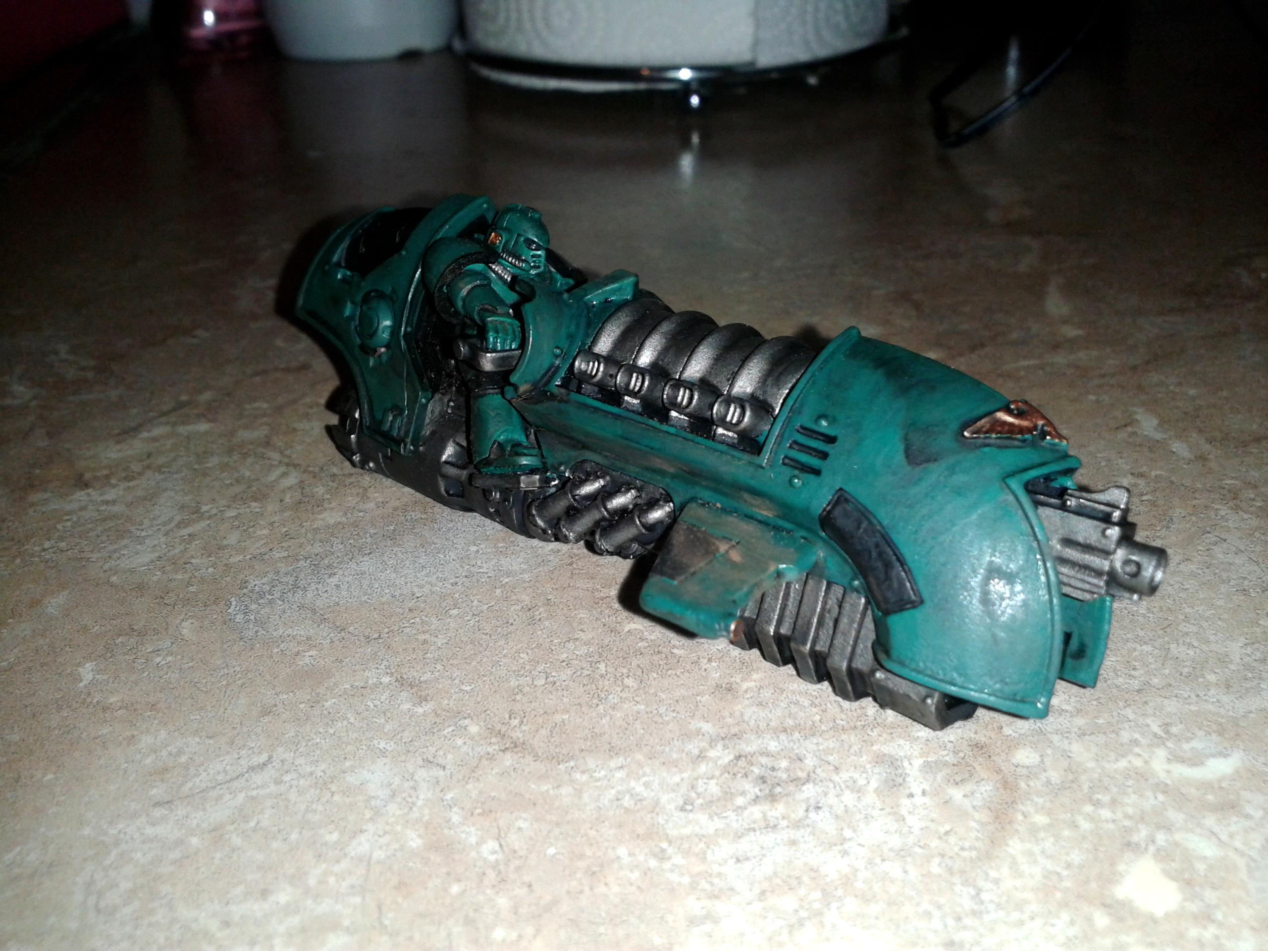 Forge World, Jetbike, Pre-heresy, Sons Of Horus, Sons Of Horus Legion Jet Bike Forgeworld Pre Heresy