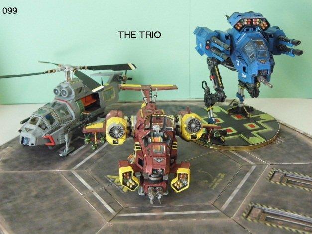 Conversion, Space Marines, Storm, Storm Talon, Talon