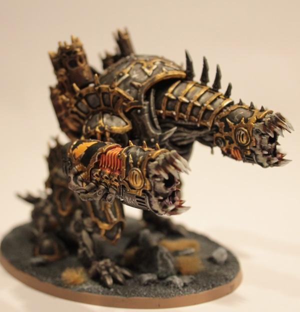 Chaos, Chaos Space Marines, Iron Warriors, Space Marines