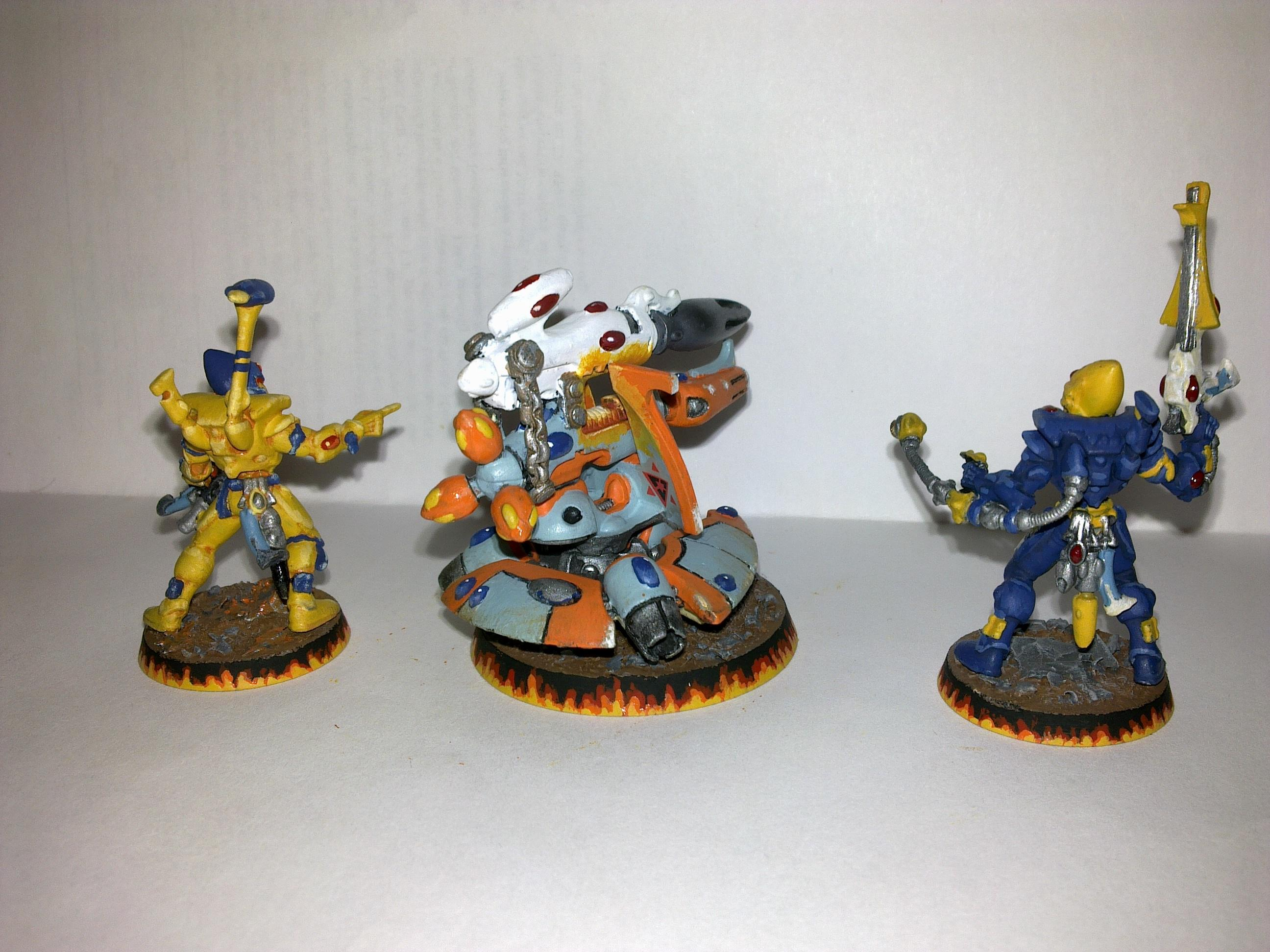Eldar, Guardians, Heavy Weapon Platform, Warhammer 40,000
