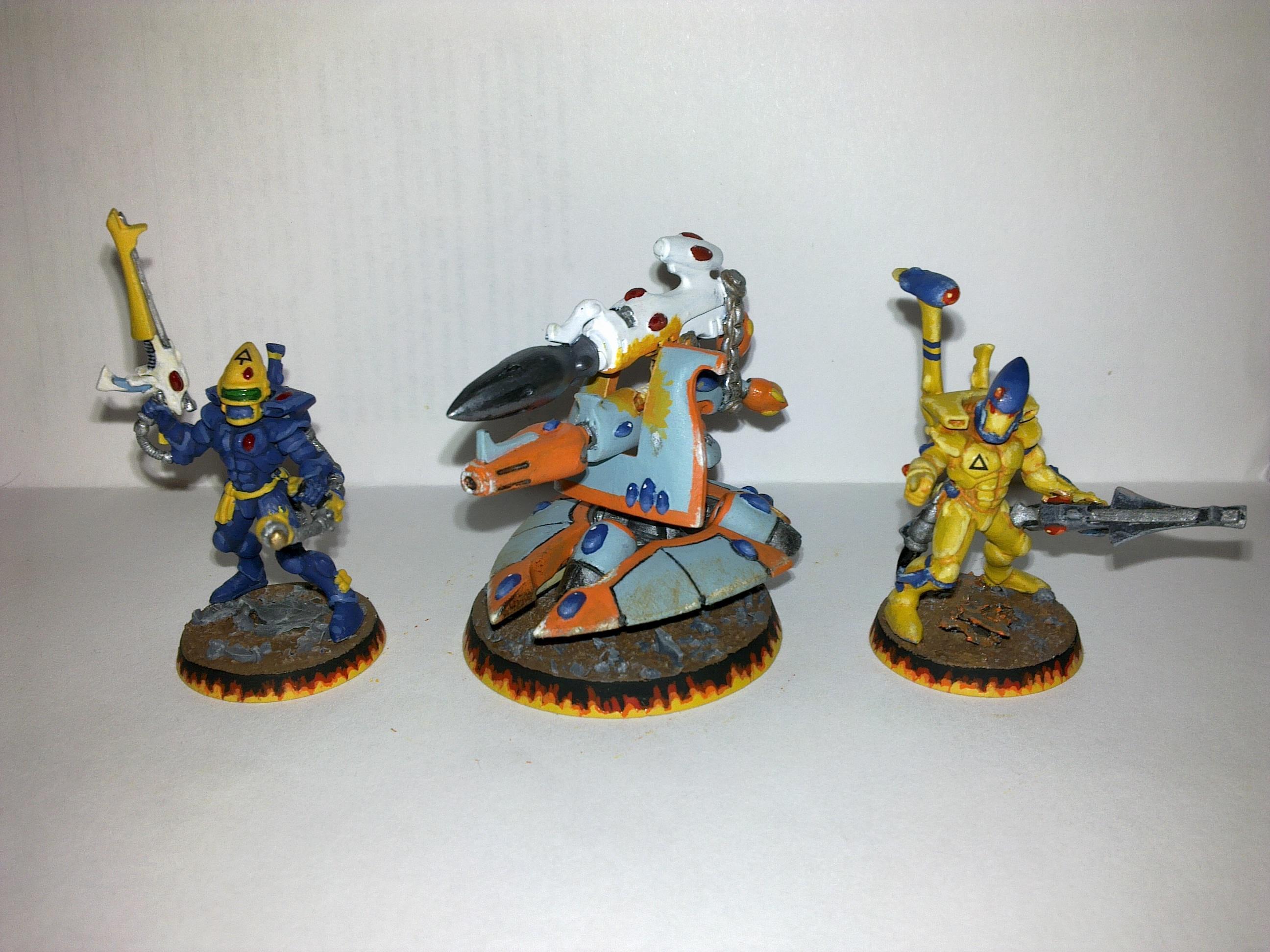 Eldar, Guardians, Heavy Weapon Platform, Warhammer 40,000