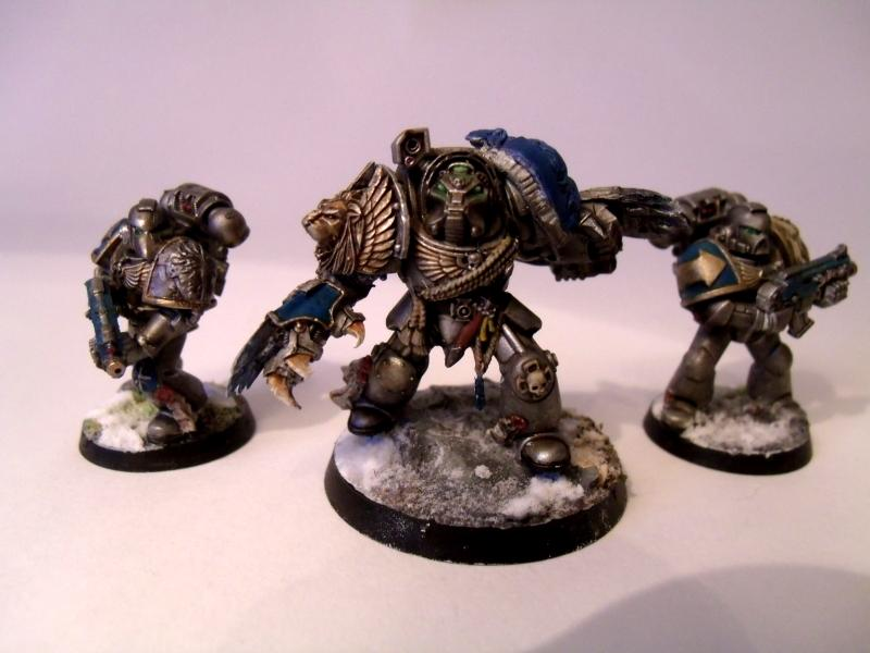 Astral Claws, Space Marines, Warhammer 40,000, Work In Progress
