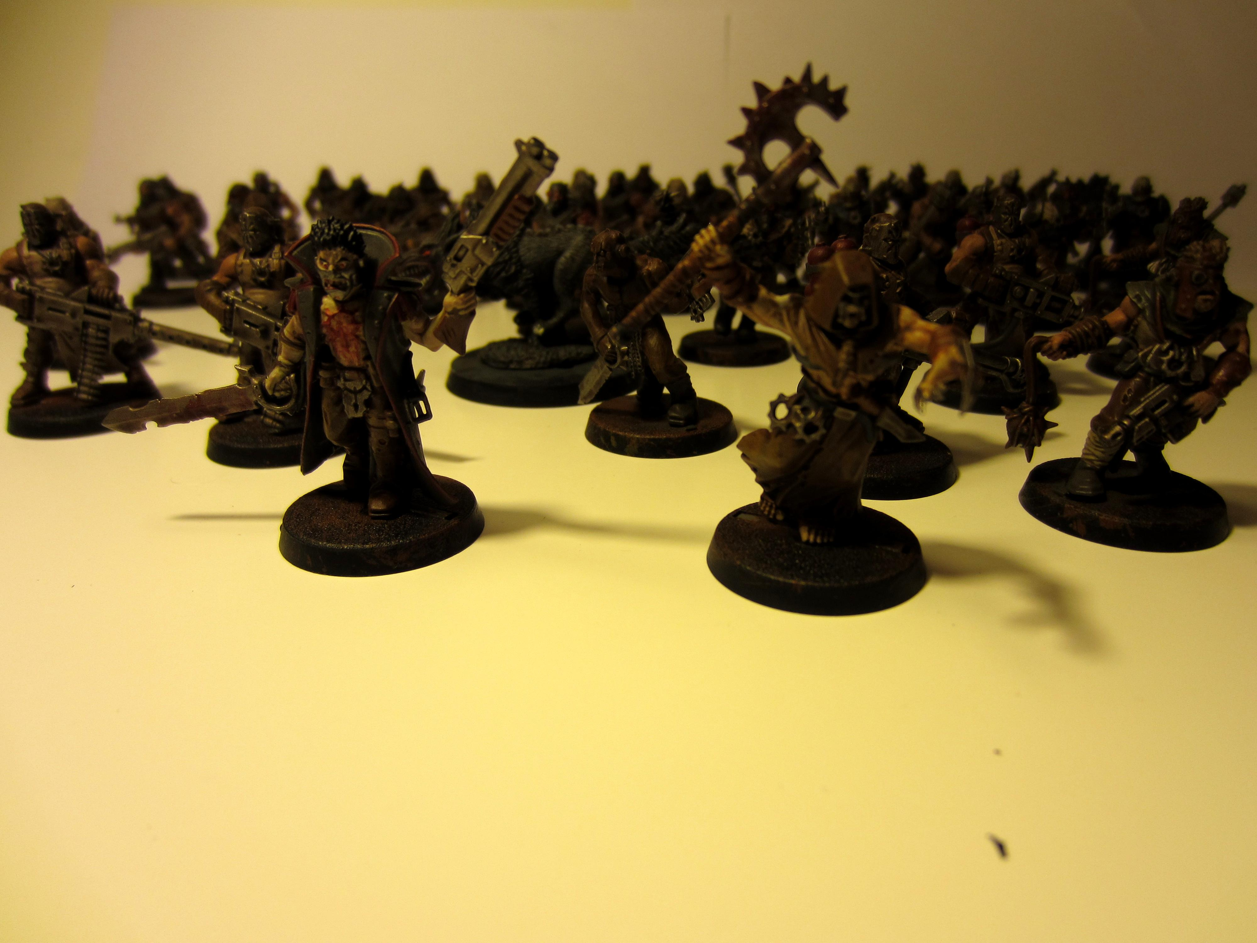 40 Cultists