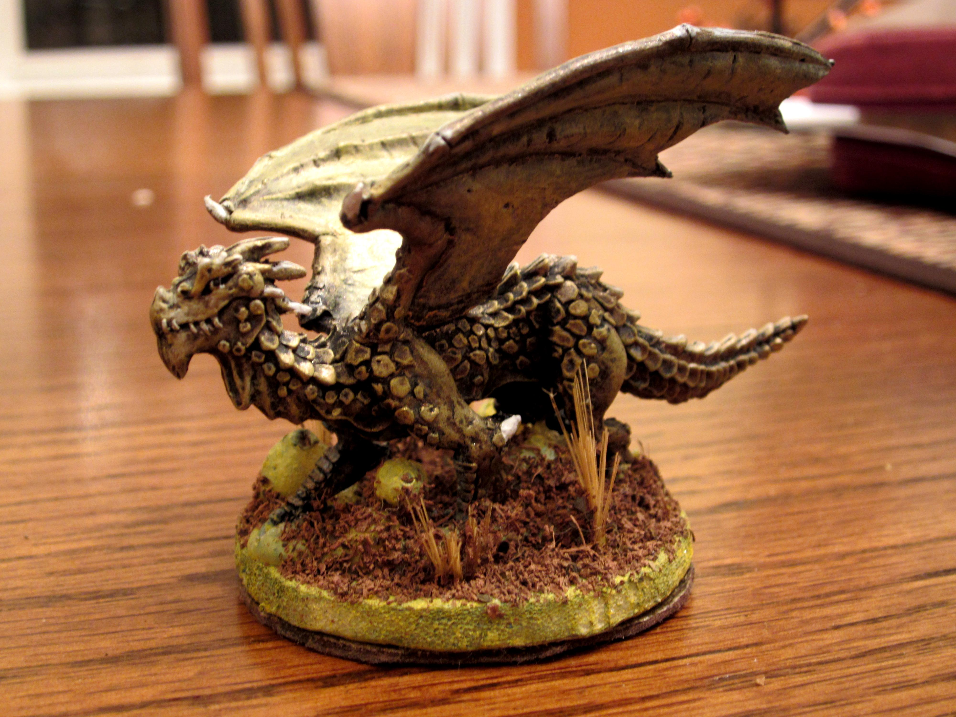 Conversion, Dragon, Warhammer Fantasy