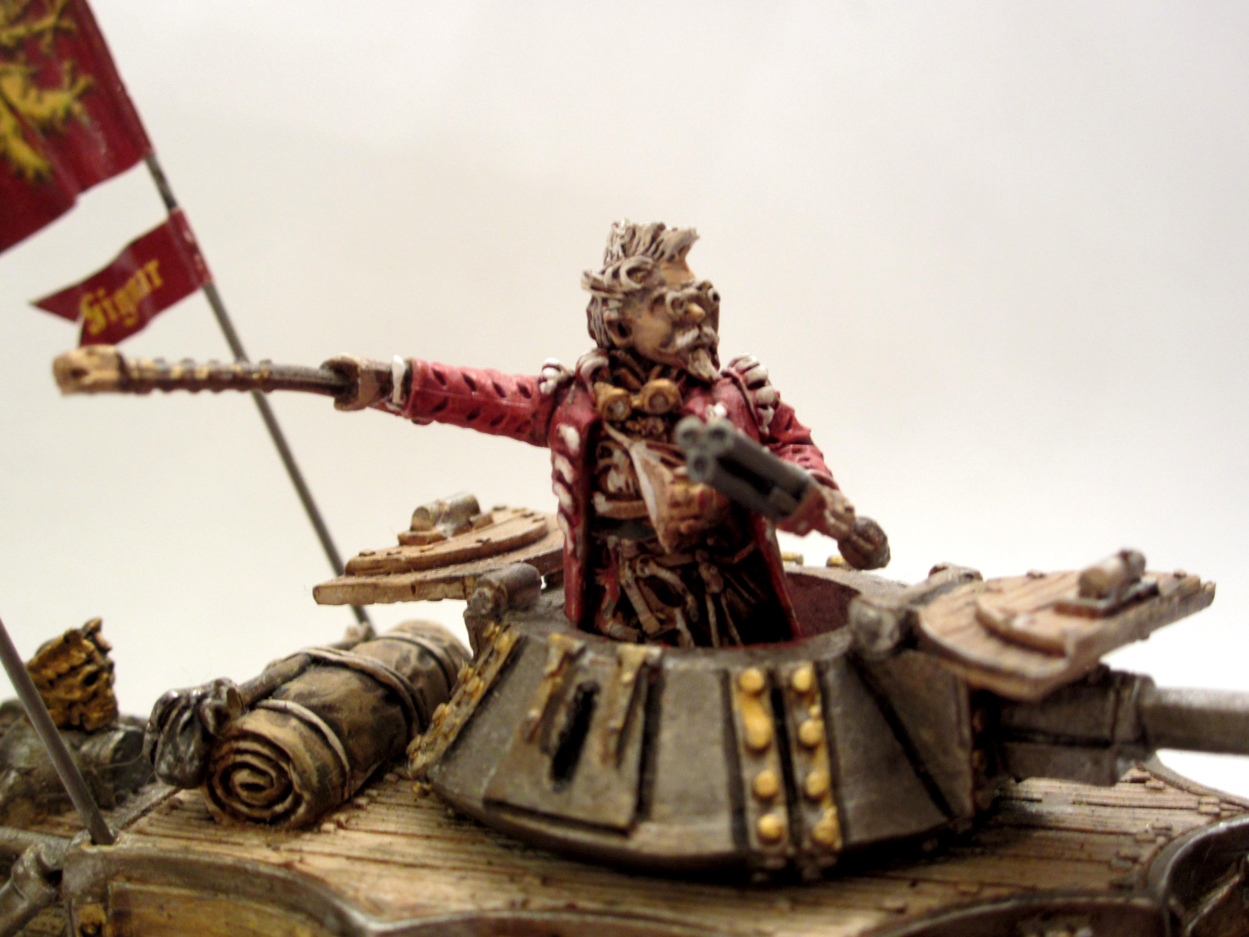 Conversion, Orks, Warhammer 40,000, Warhammer Fantasy